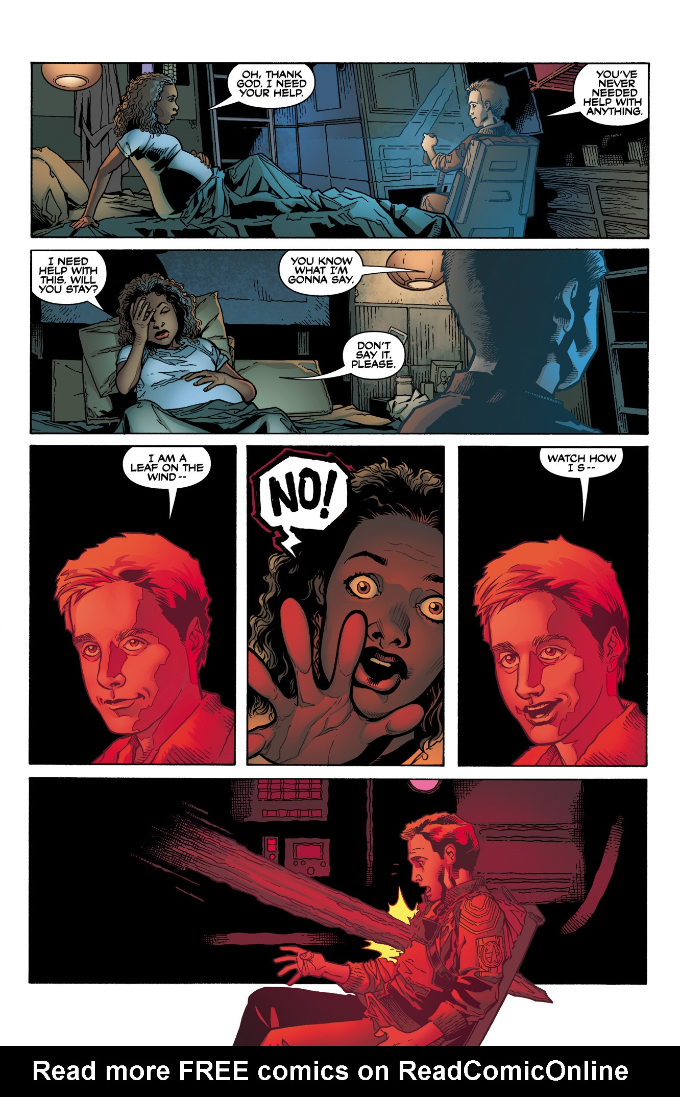 Read online Serenity: Firefly Class 03-K64  Leaves on the Wind comic -  Issue #1 - 16
