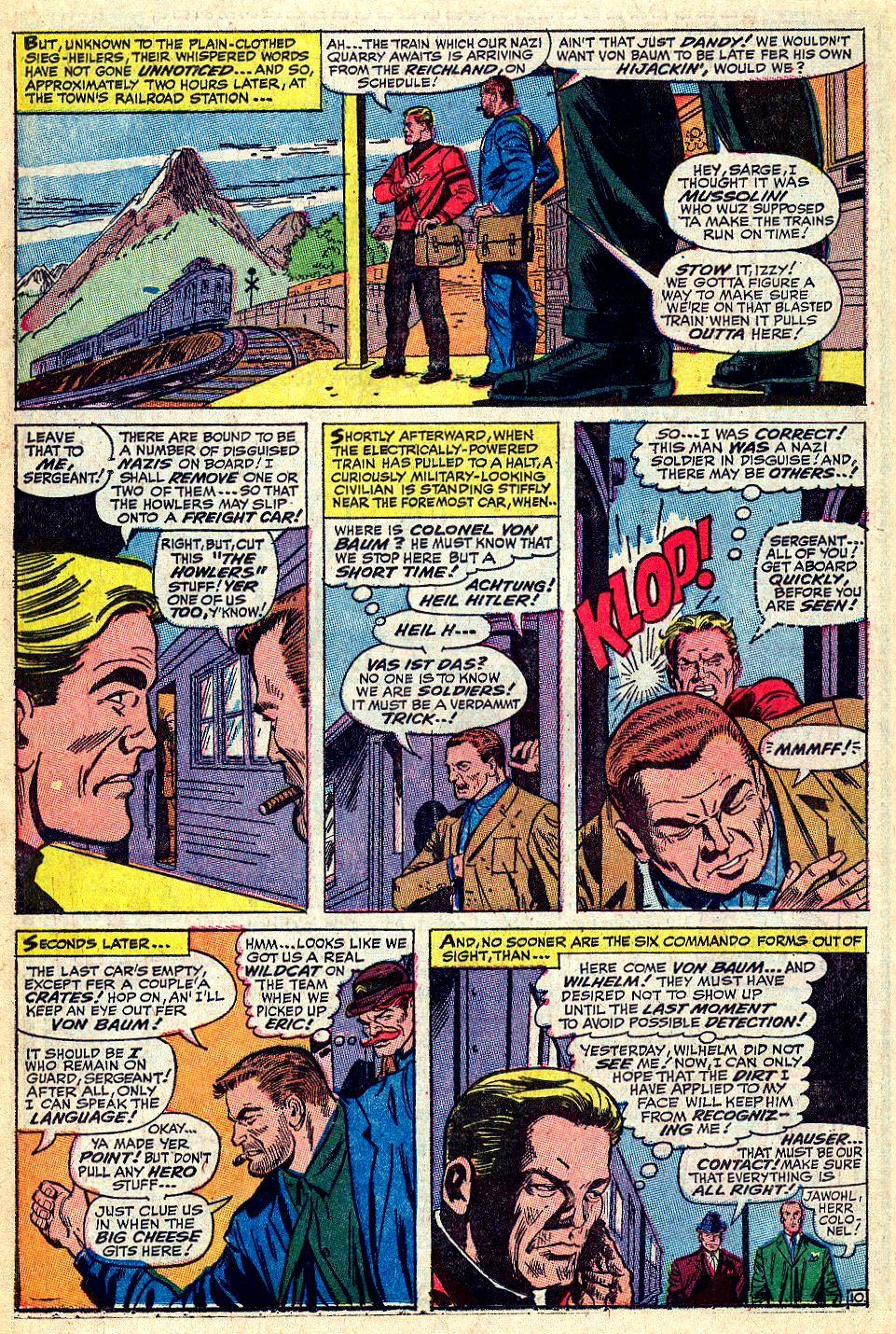 Read online Sgt. Fury comic -  Issue #36 - 14