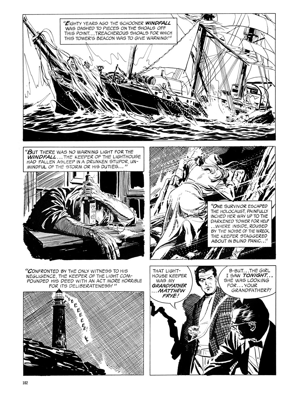 Read online Eerie Archives comic -  Issue # TPB 1 - 103