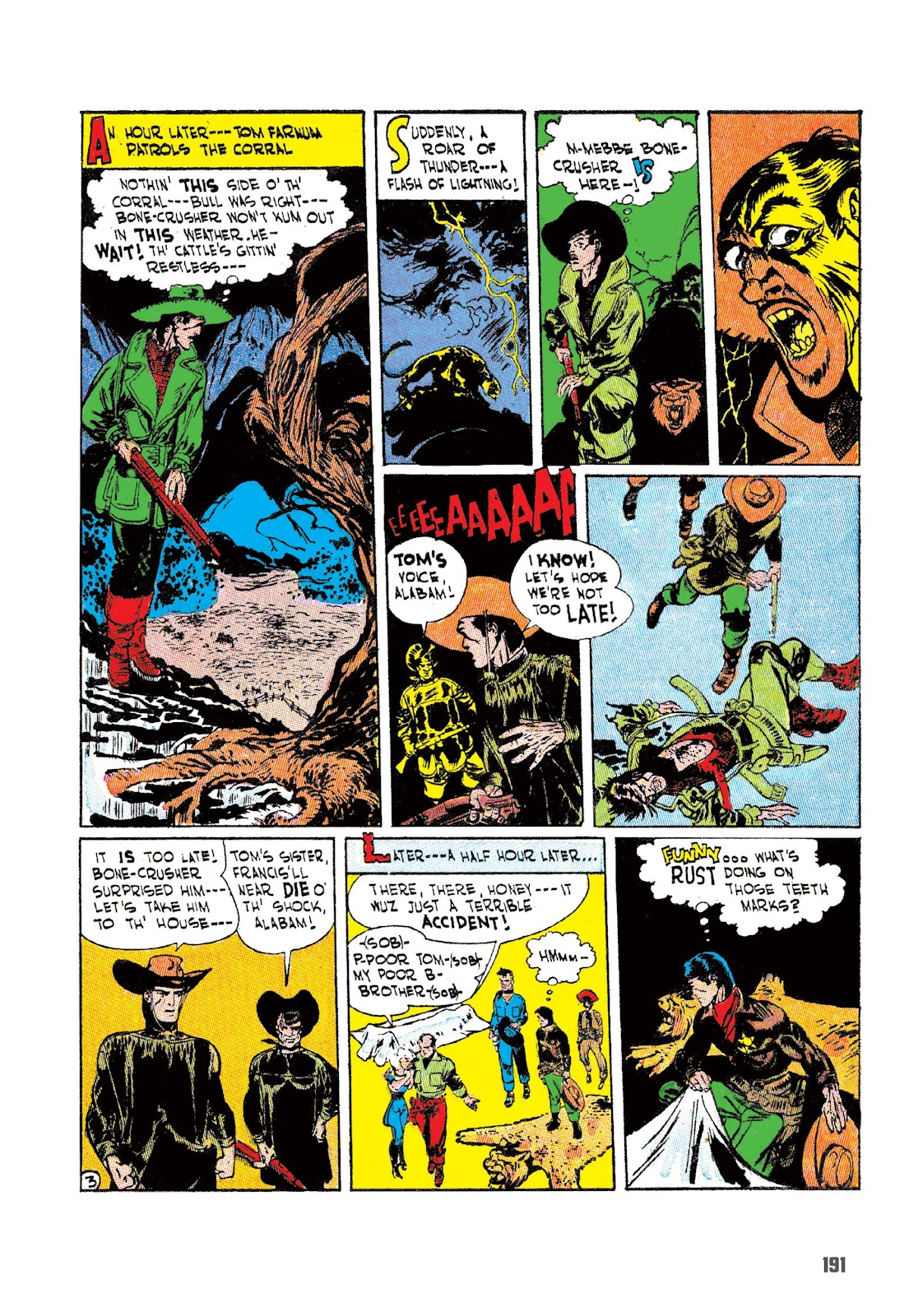 Read online The Joe Kubert Archives comic -  Issue # TPB (Part 3) - 2