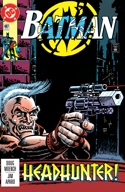 Batman (1940) 487 Page 1