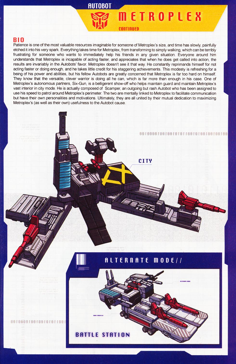 Read online Transformers: More than Meets the Eye comic -  Issue #4 - 5