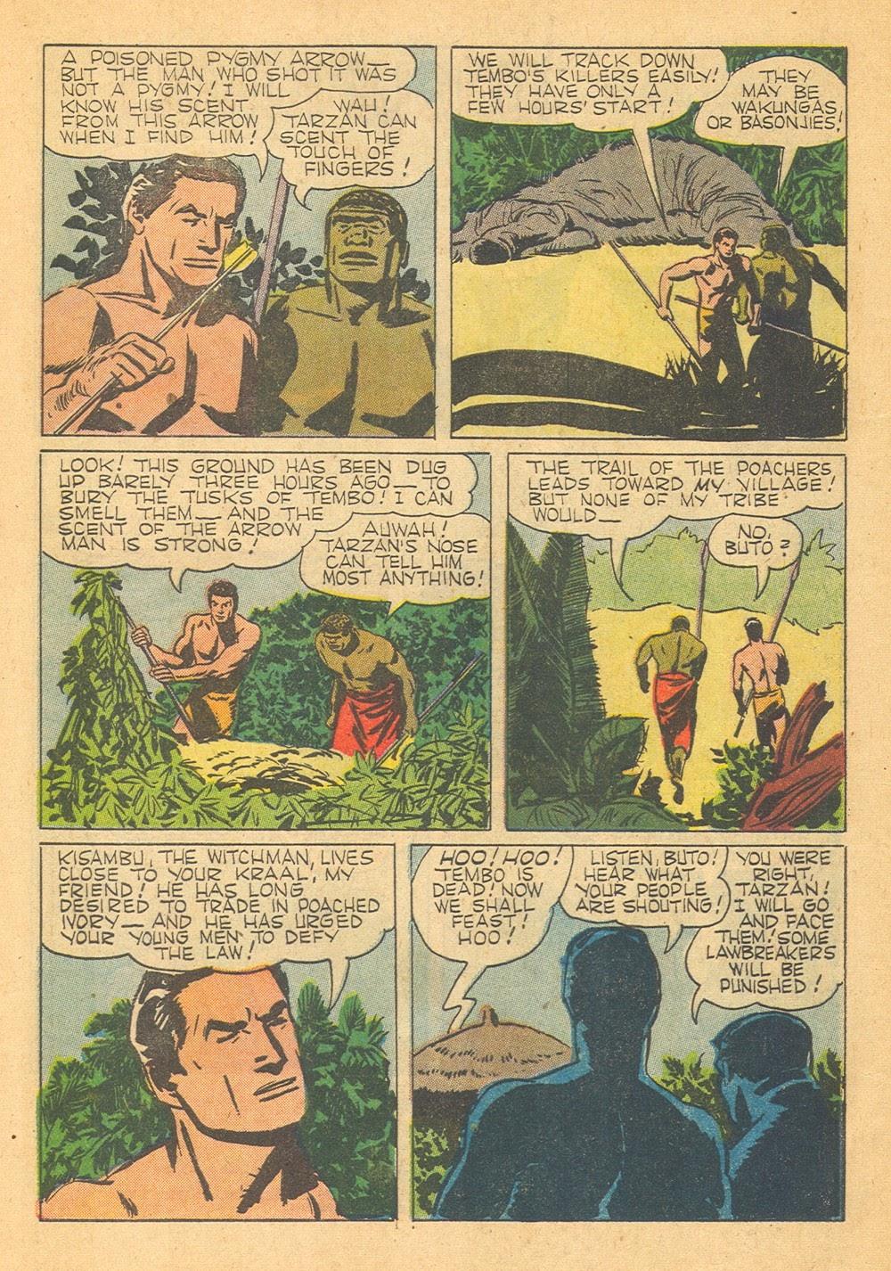 Tarzan (1948) issue 125 - Page 5