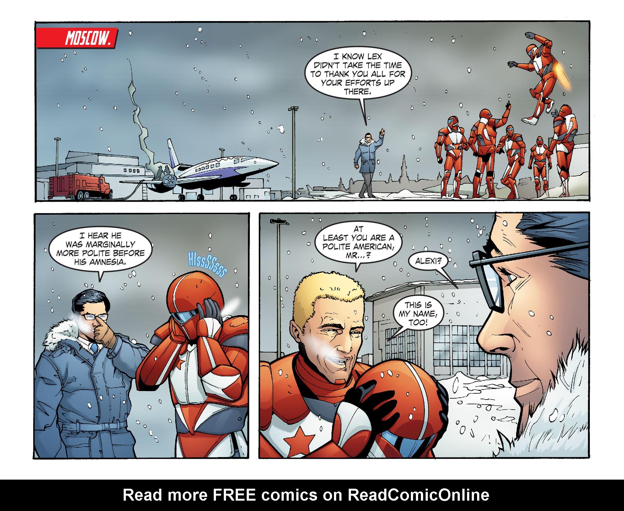 Read online Smallville: Alien comic -  Issue #5 - 9