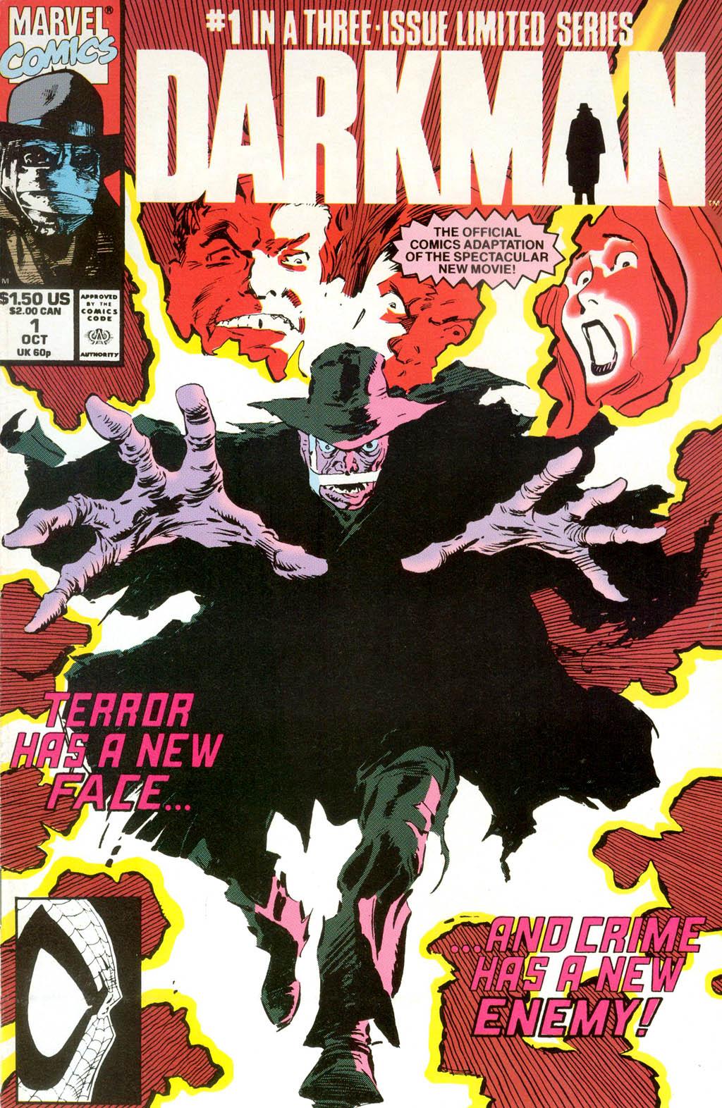 Darkman (1990) 1 Page 1