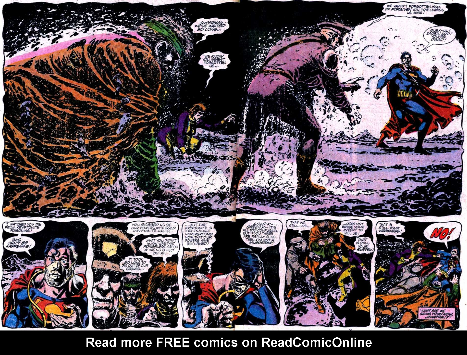 Read online Adventures of Superman (1987) comic -  Issue #453 - 3