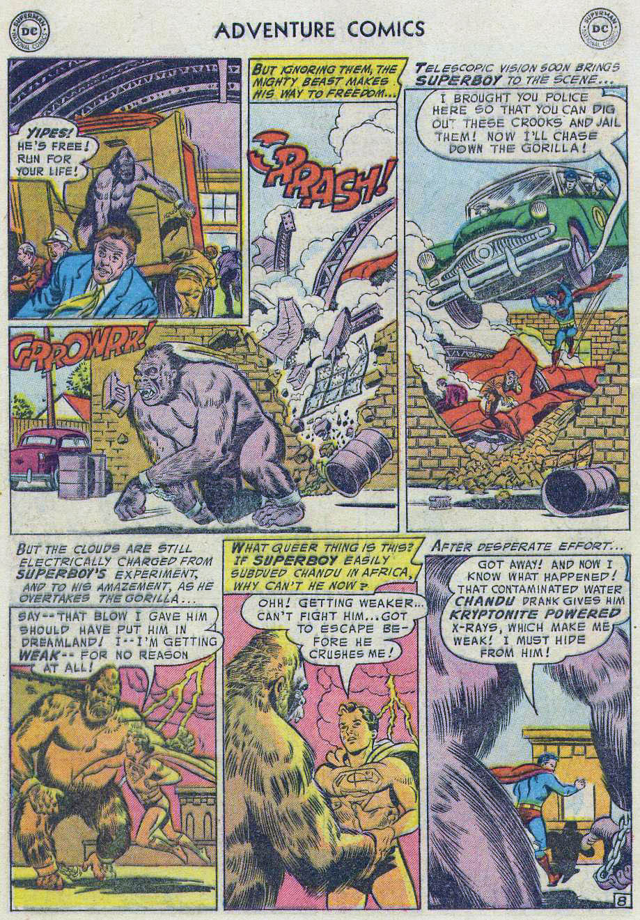 Read online Adventure Comics (1938) comic -  Issue #219 - 46