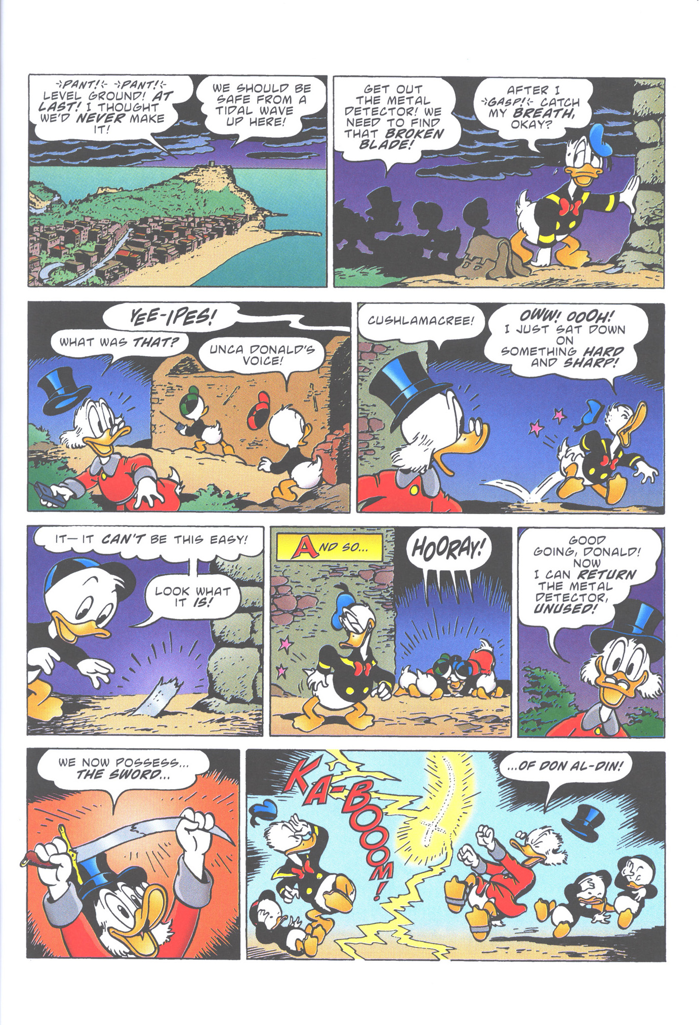 Read online Uncle Scrooge (1953) comic -  Issue #363 - 17
