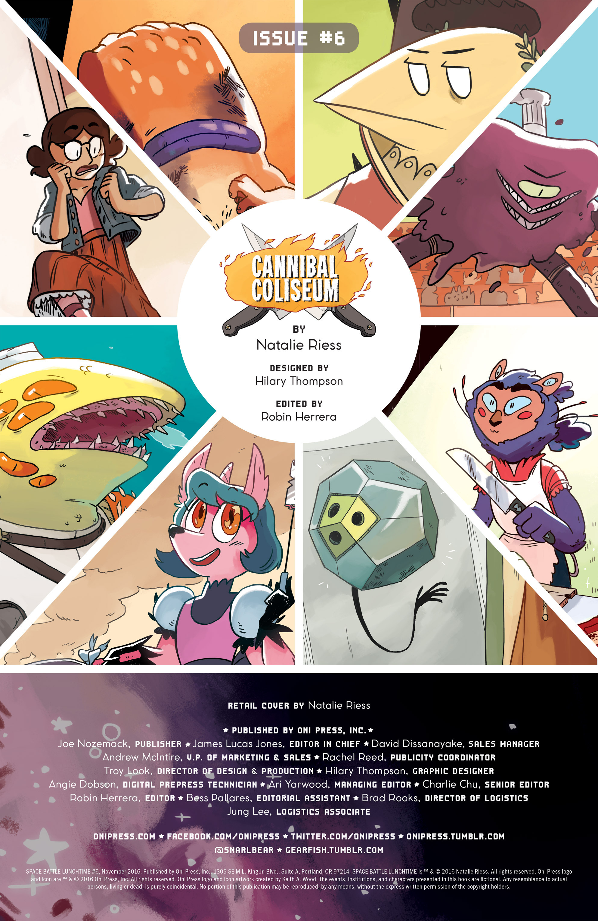 Read online Space Battle Lunchtime comic -  Issue #6 - 2