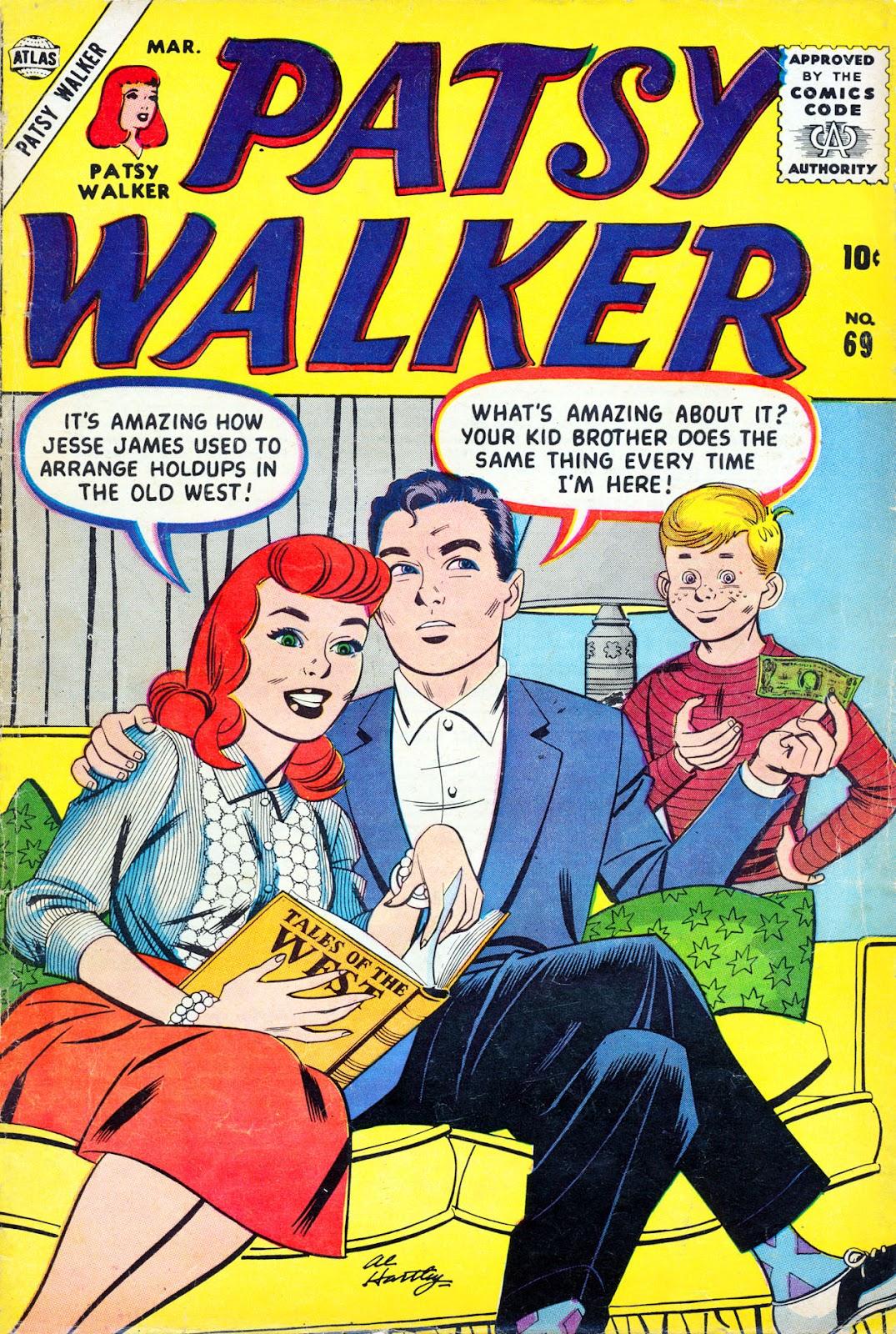 Patsy Walker 69 Page 1