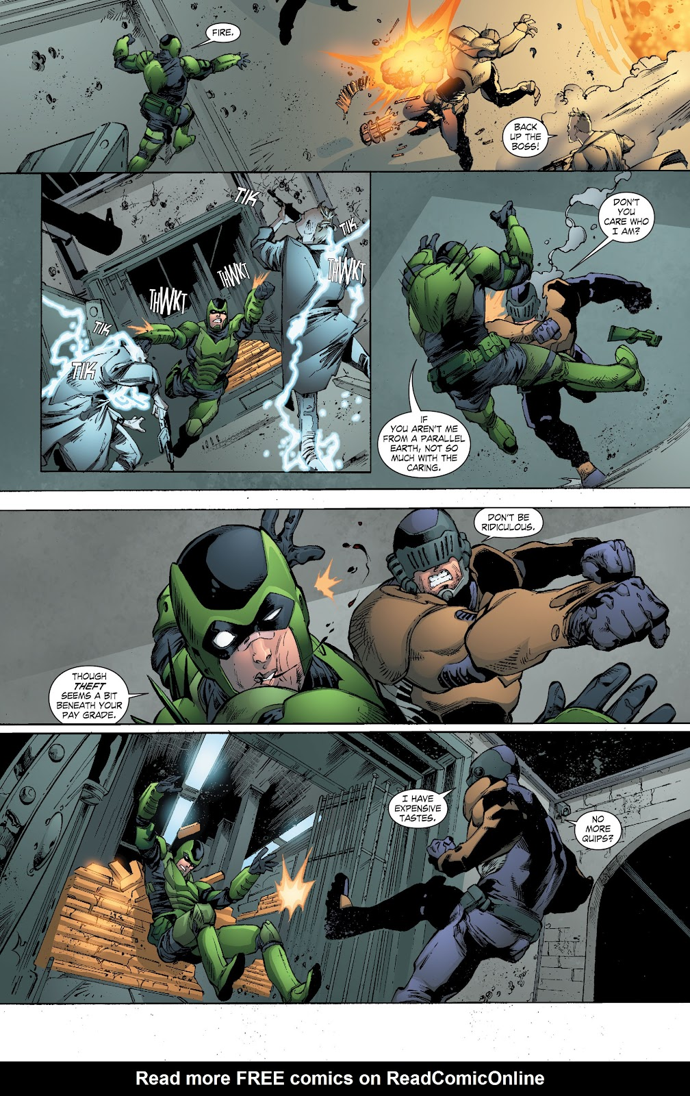 Read online Smallville Season 11 [II] comic -  Issue # TPB 7 - 113