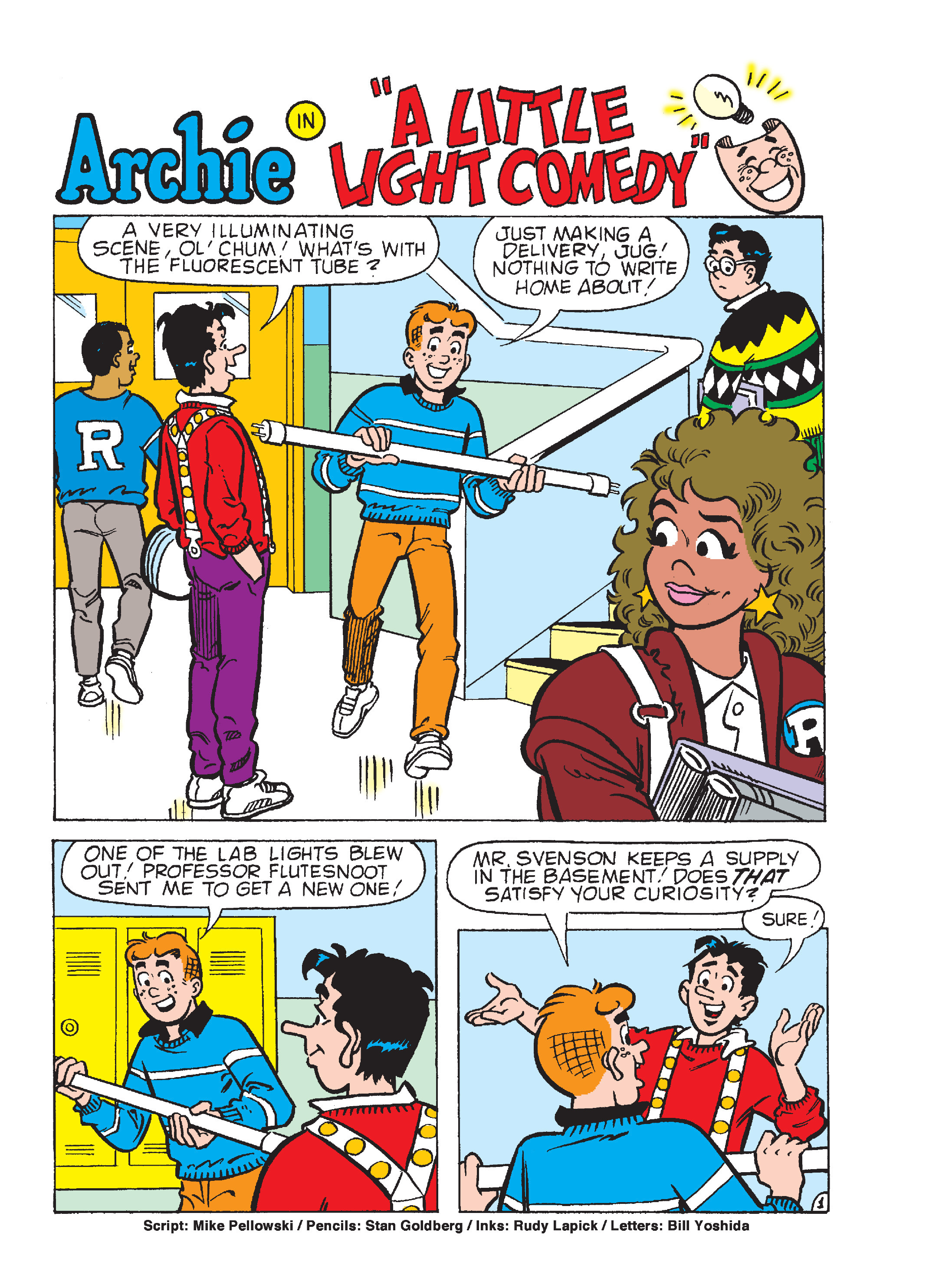Read online World of Archie Double Digest comic -  Issue #64 - 72