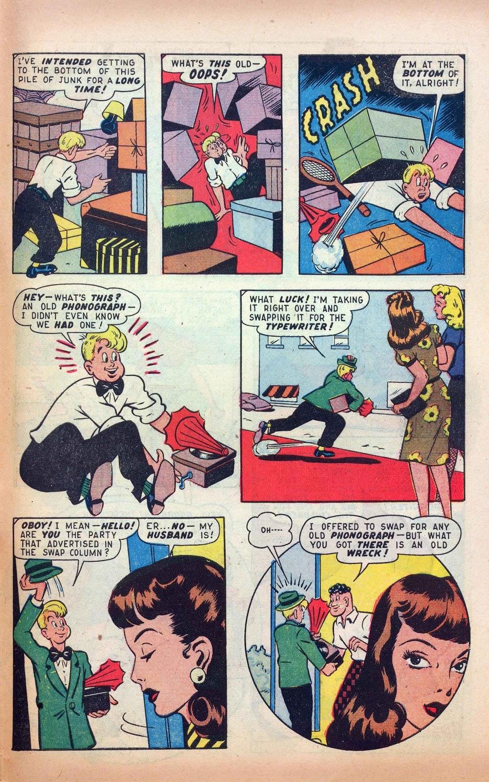 Tessie the Typist issue 16 - Page 39