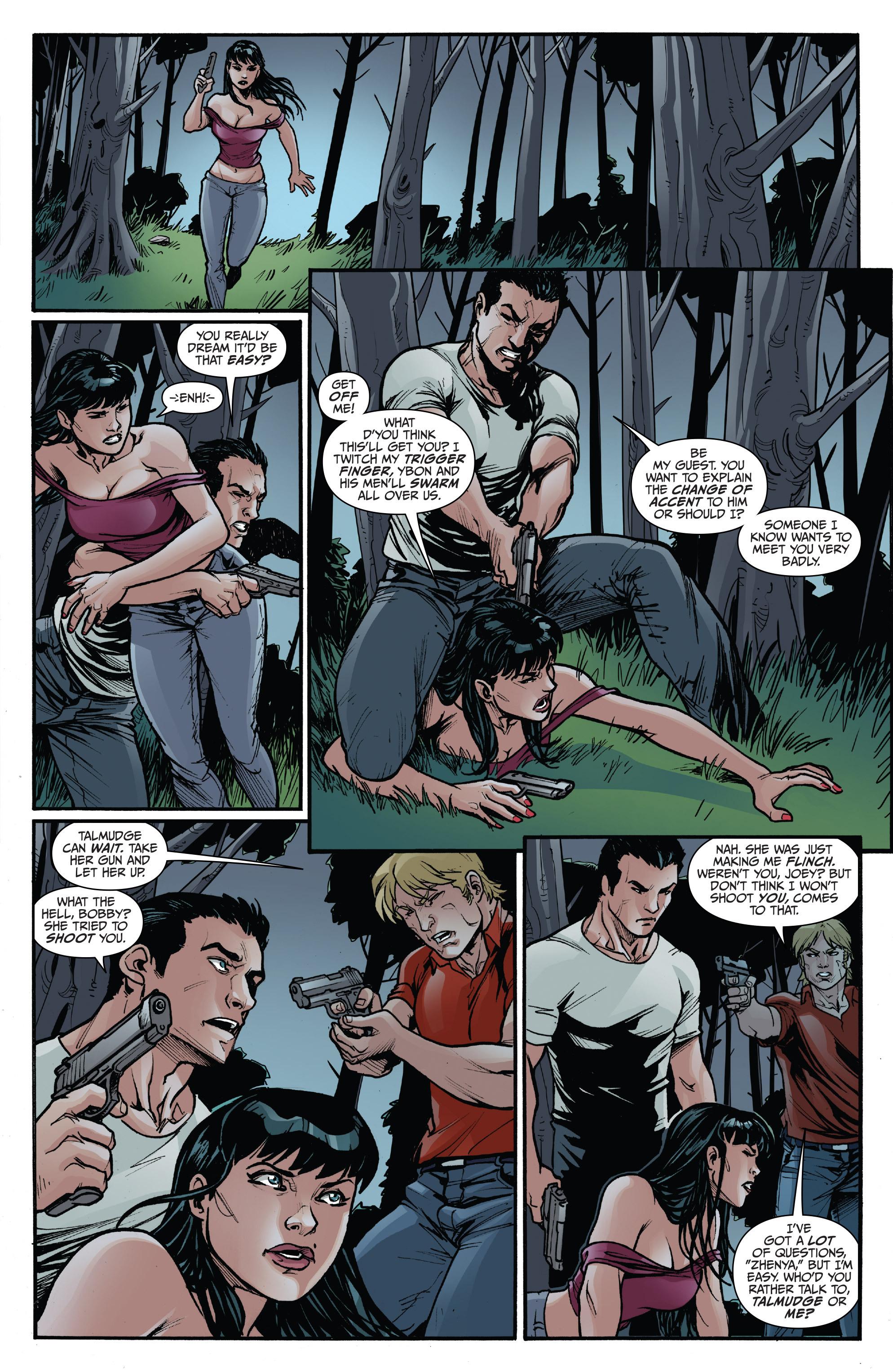 Read online 3 Guns comic -  Issue #3 - 19