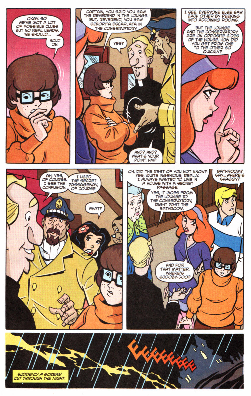 Read online Scooby-Doo (1997) comic -  Issue #118 - 20