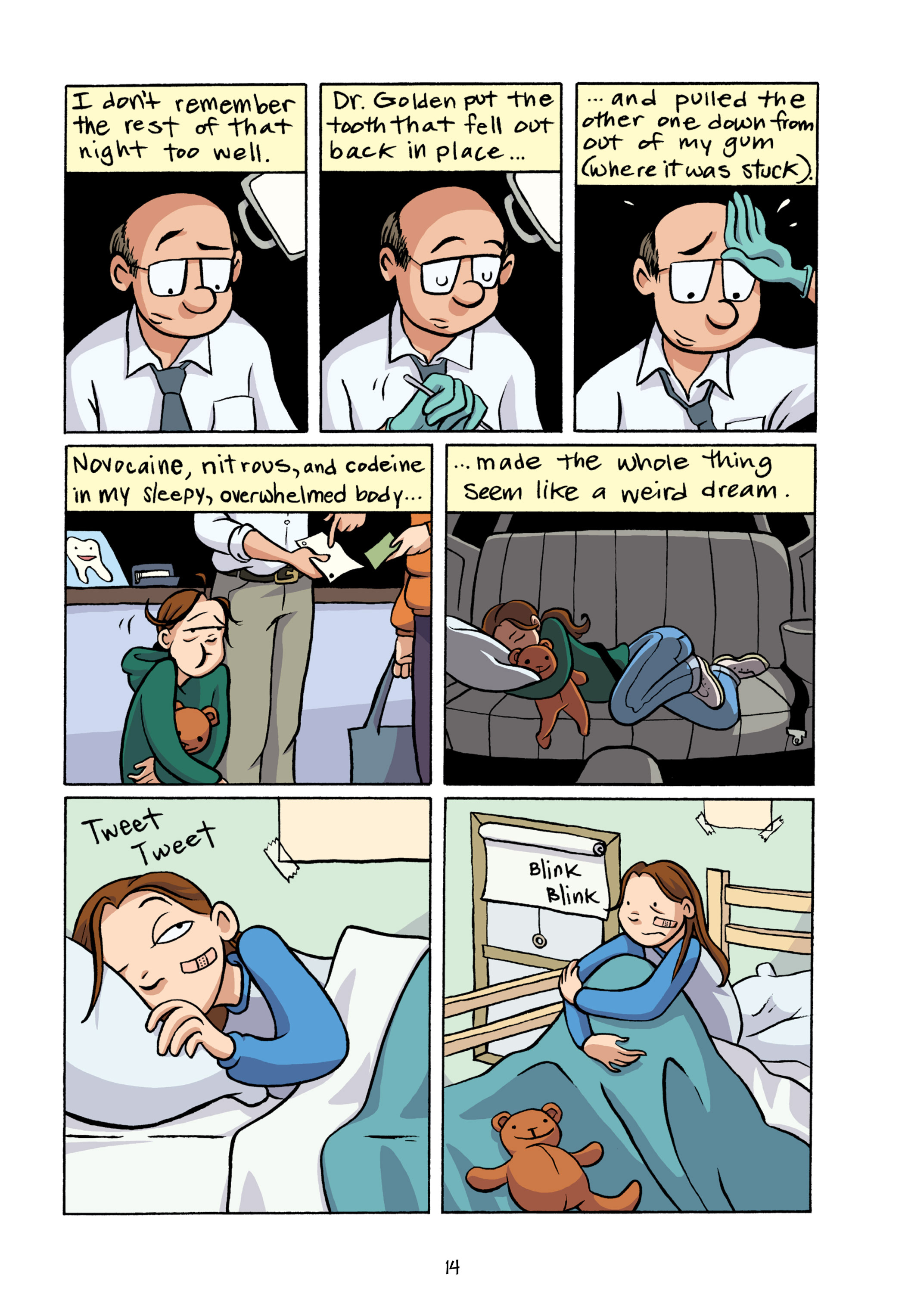 Read online Smile comic -  Issue # TPB - 20