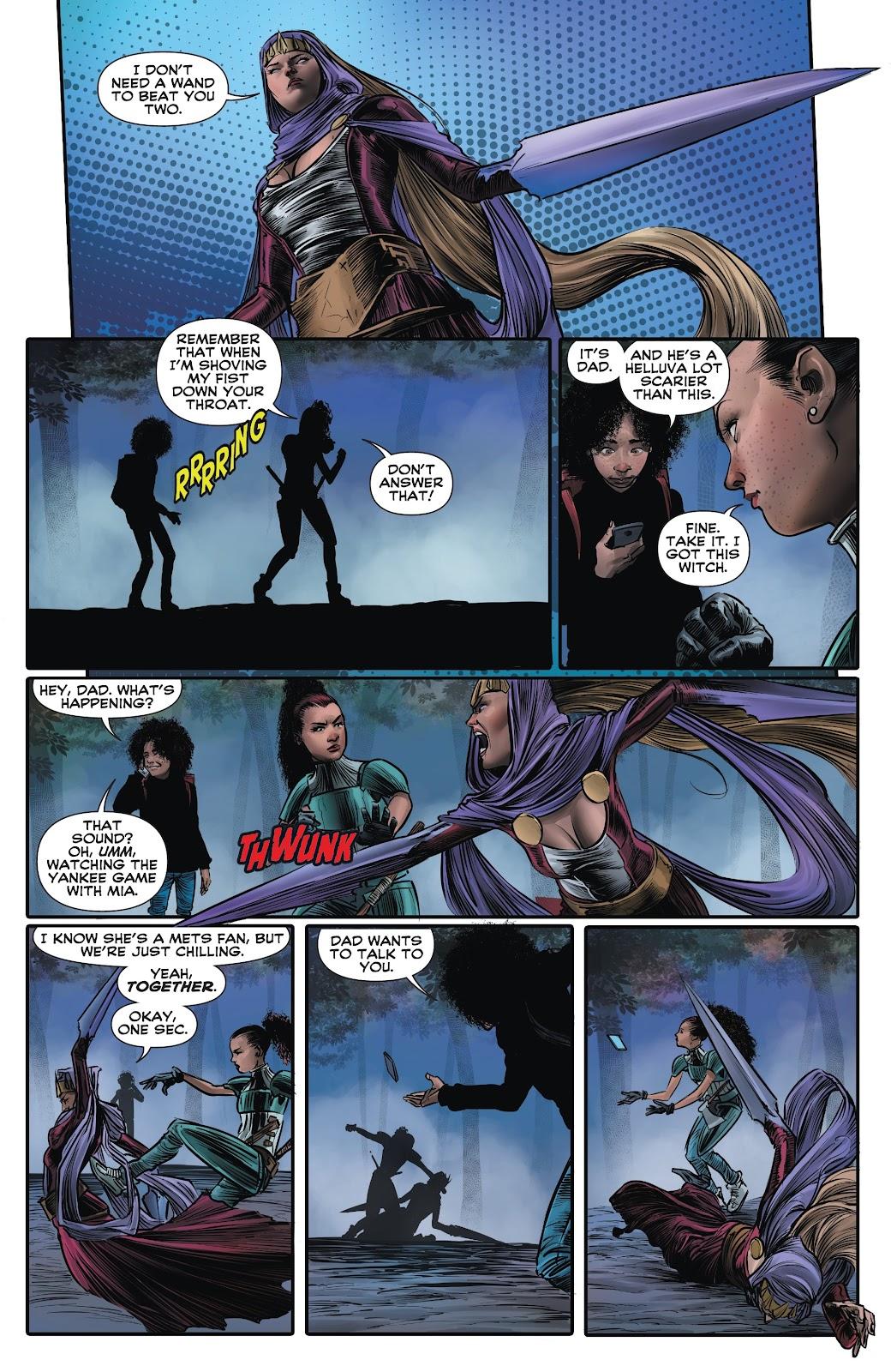 Read online Lollipop Kids comic -  Issue #4 - 17