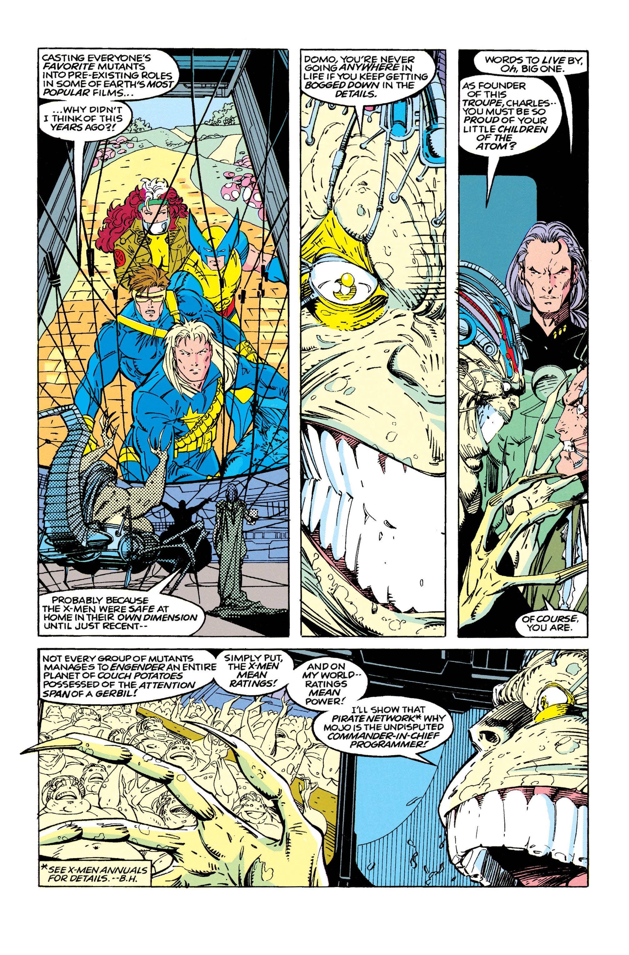X-Men (1991) 10 Page 6