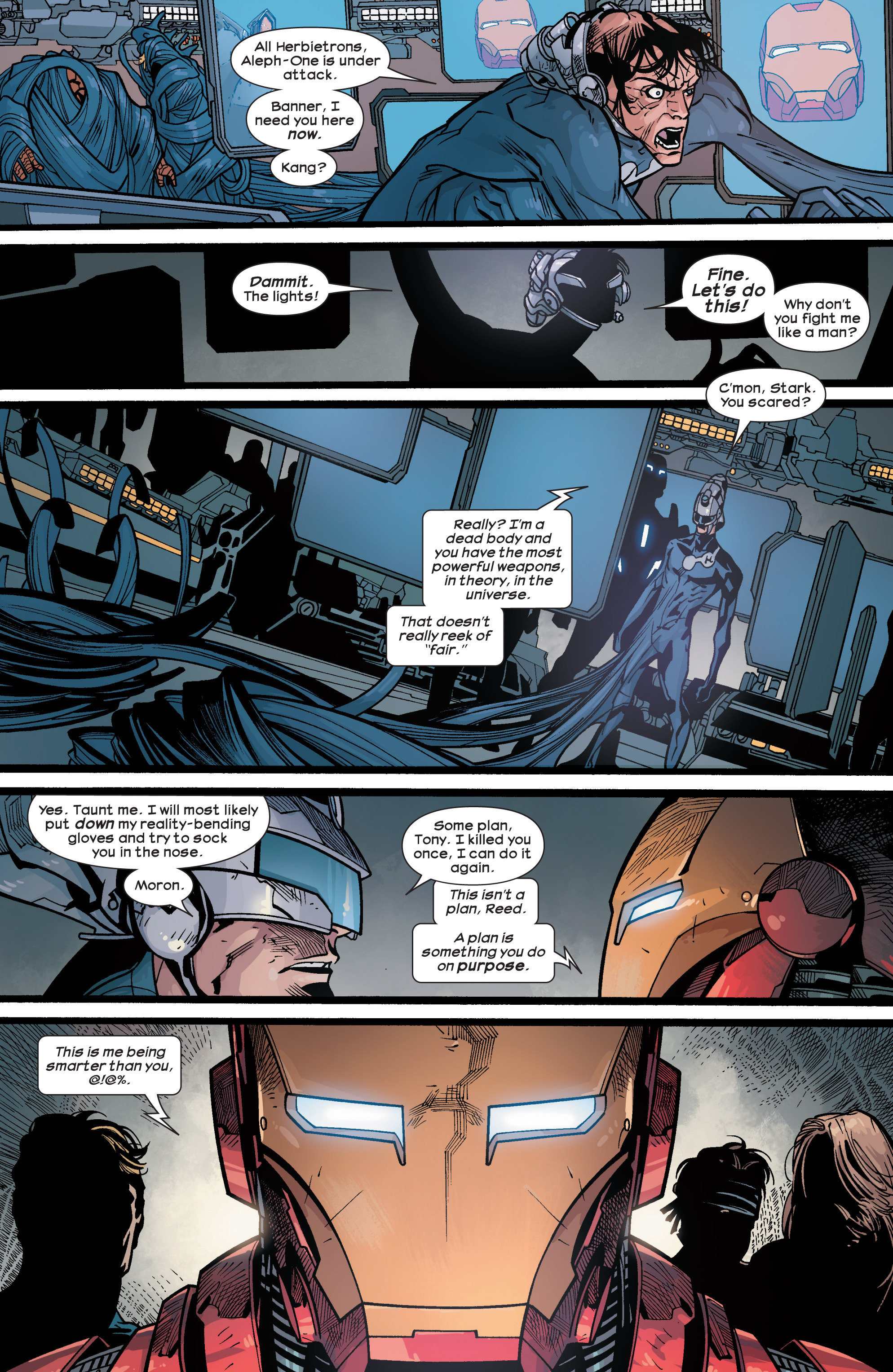 Read online Ultimate Comics Ultimates comic -  Issue #29 - 19