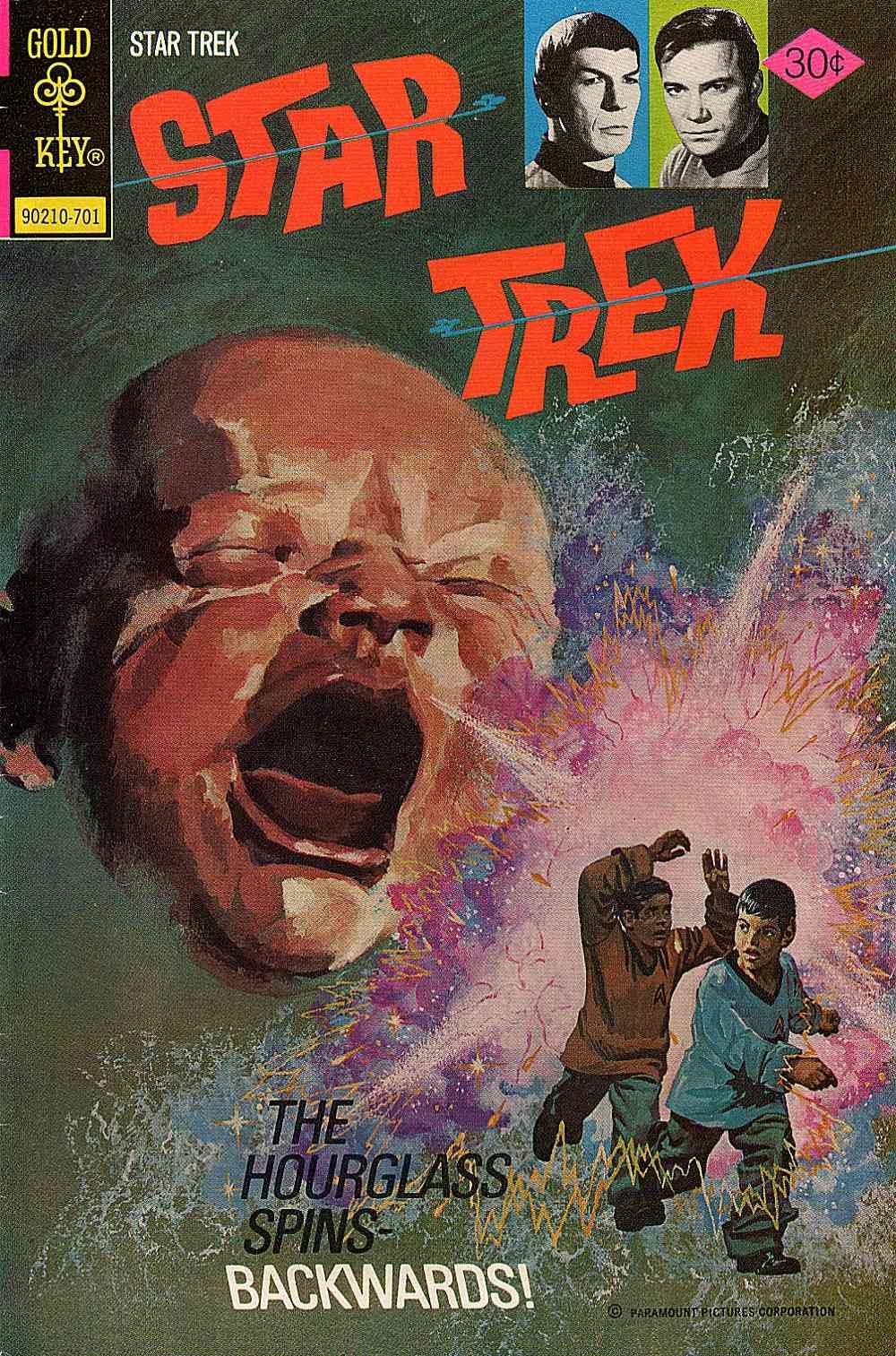 Star Trek (1967) issue 42 - Page 1