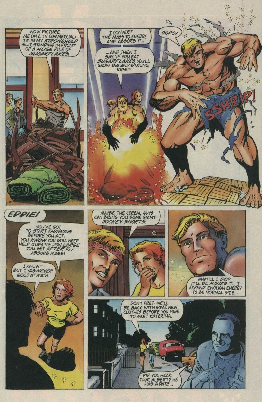 Read online Secret Weapons comic -  Issue #4 - 7