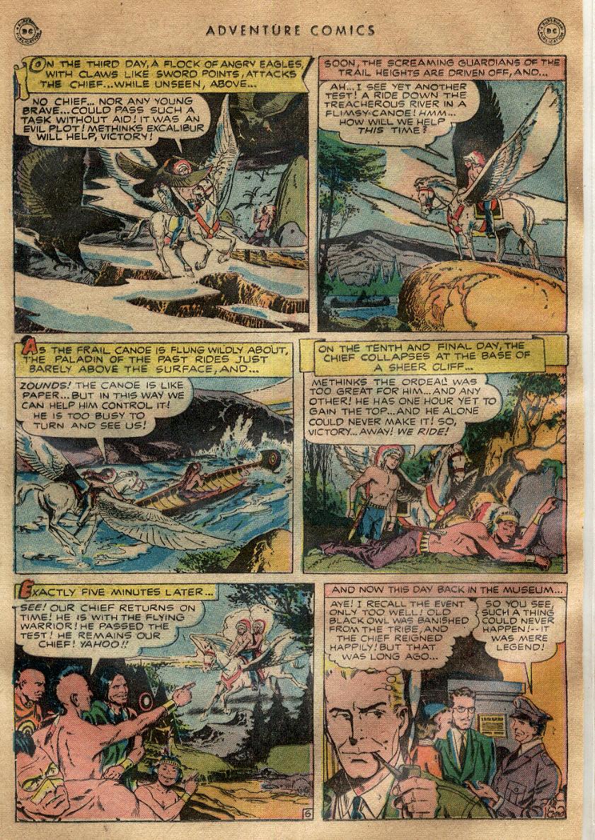 Read online Adventure Comics (1938) comic -  Issue #145 - 25