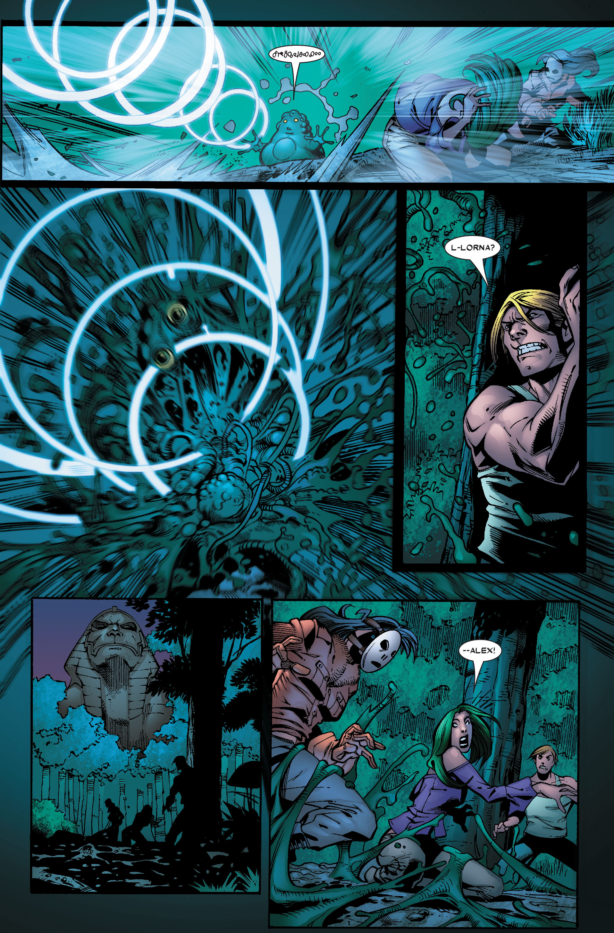 X-Men (1991) 181 Page 21