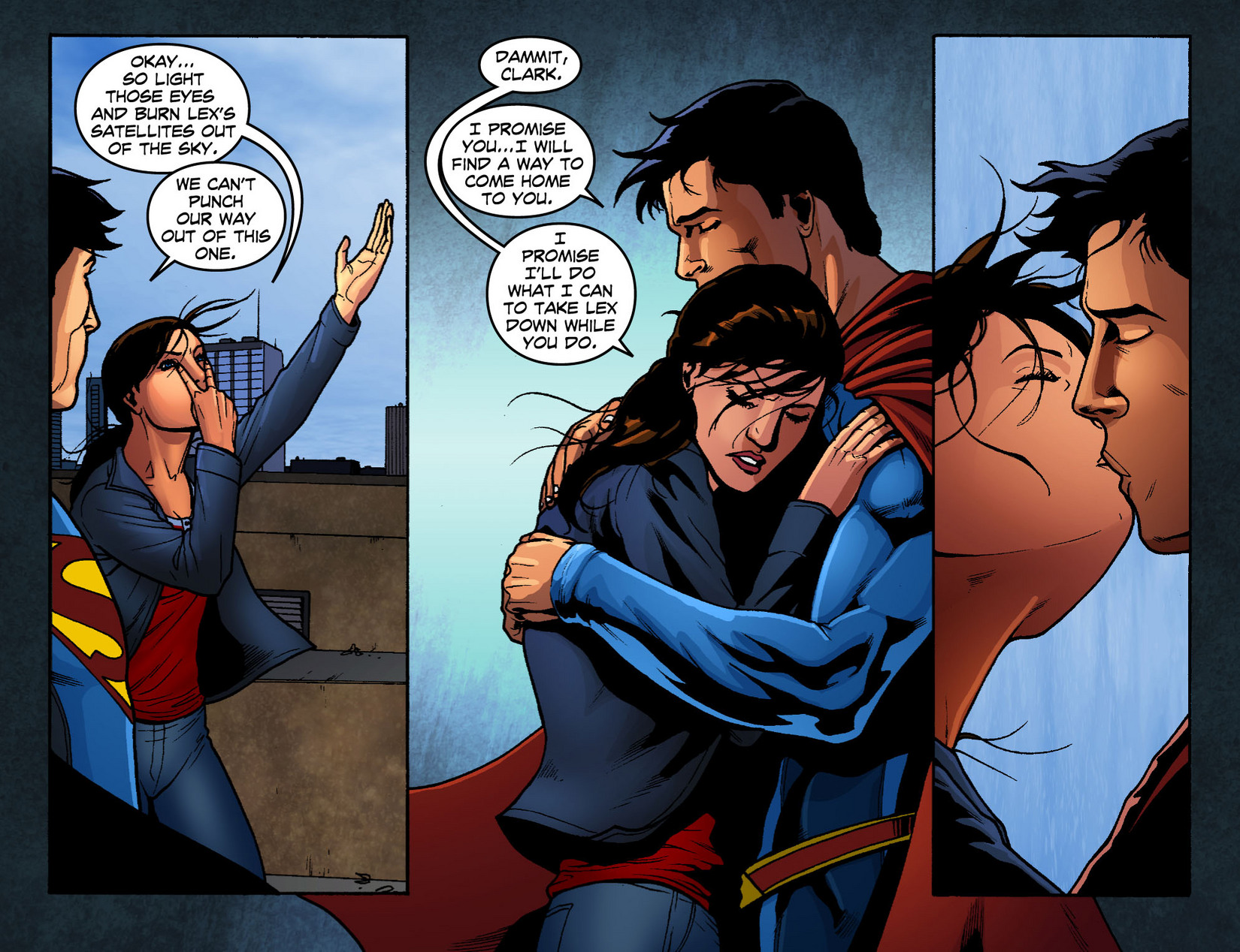 Read online Smallville: Season 11 comic -  Issue #12 - 14