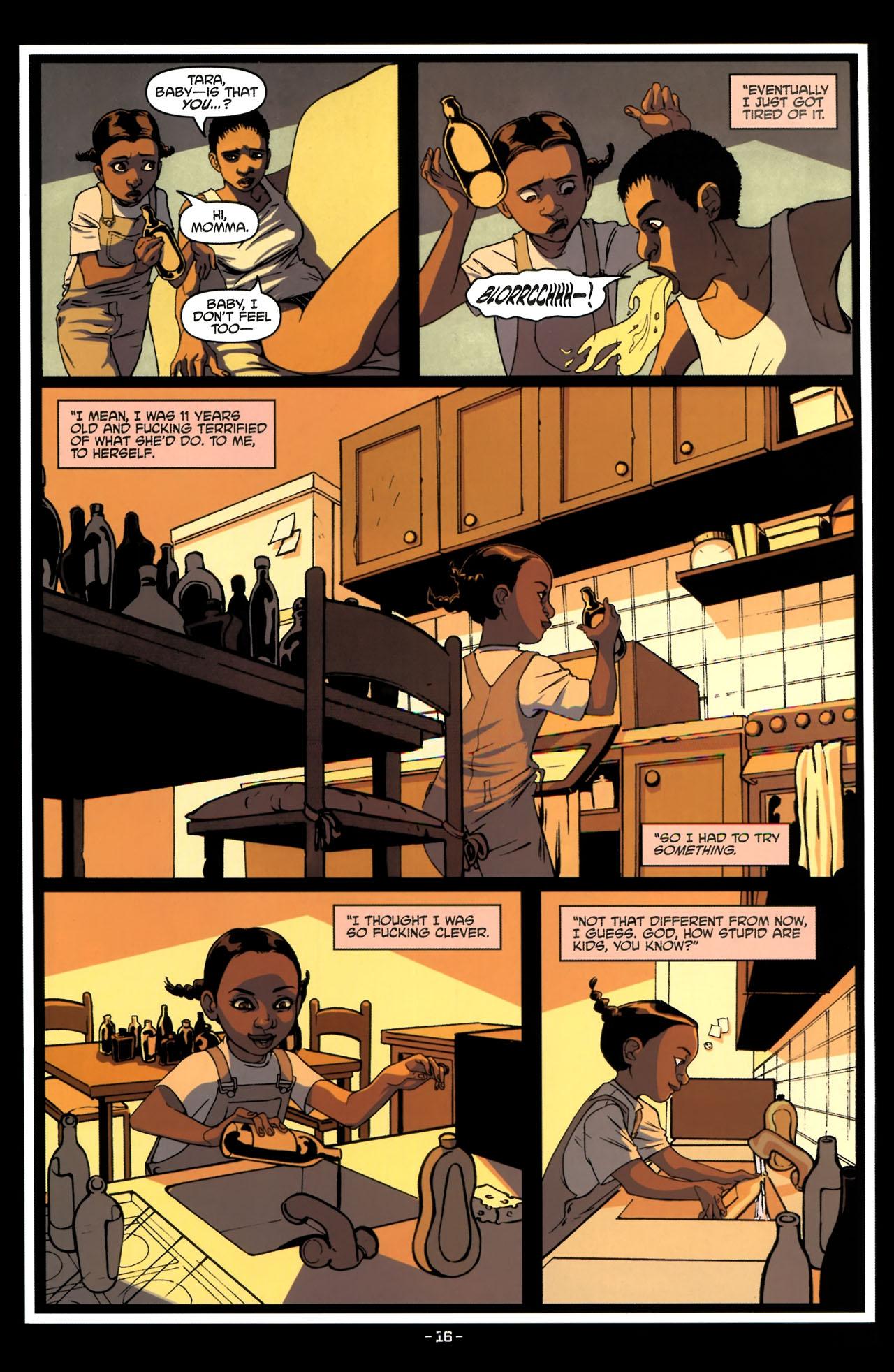 Read online True Blood (2010) comic -  Issue #3 - 18