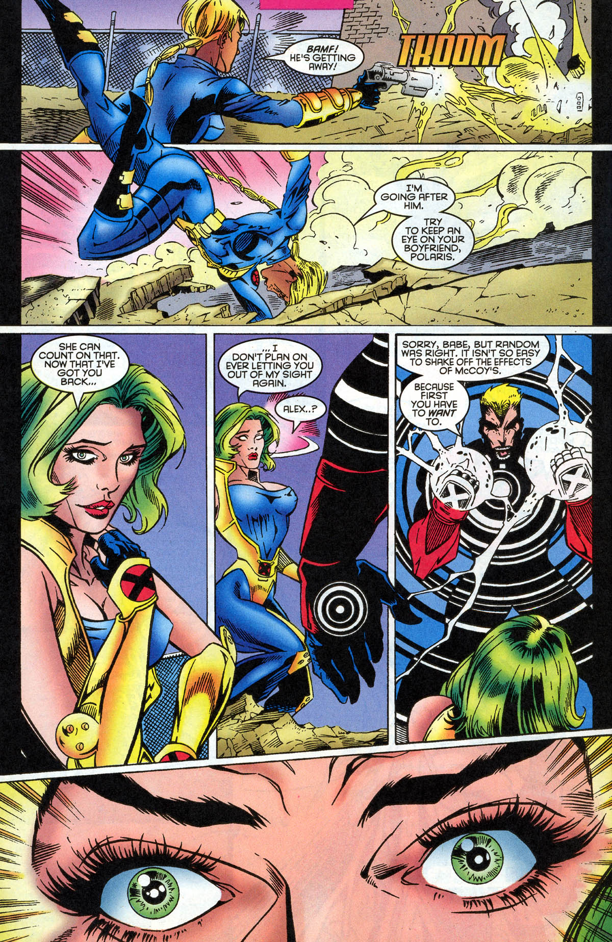 Read online X-Factor (1986) comic -  Issue #126 - 26