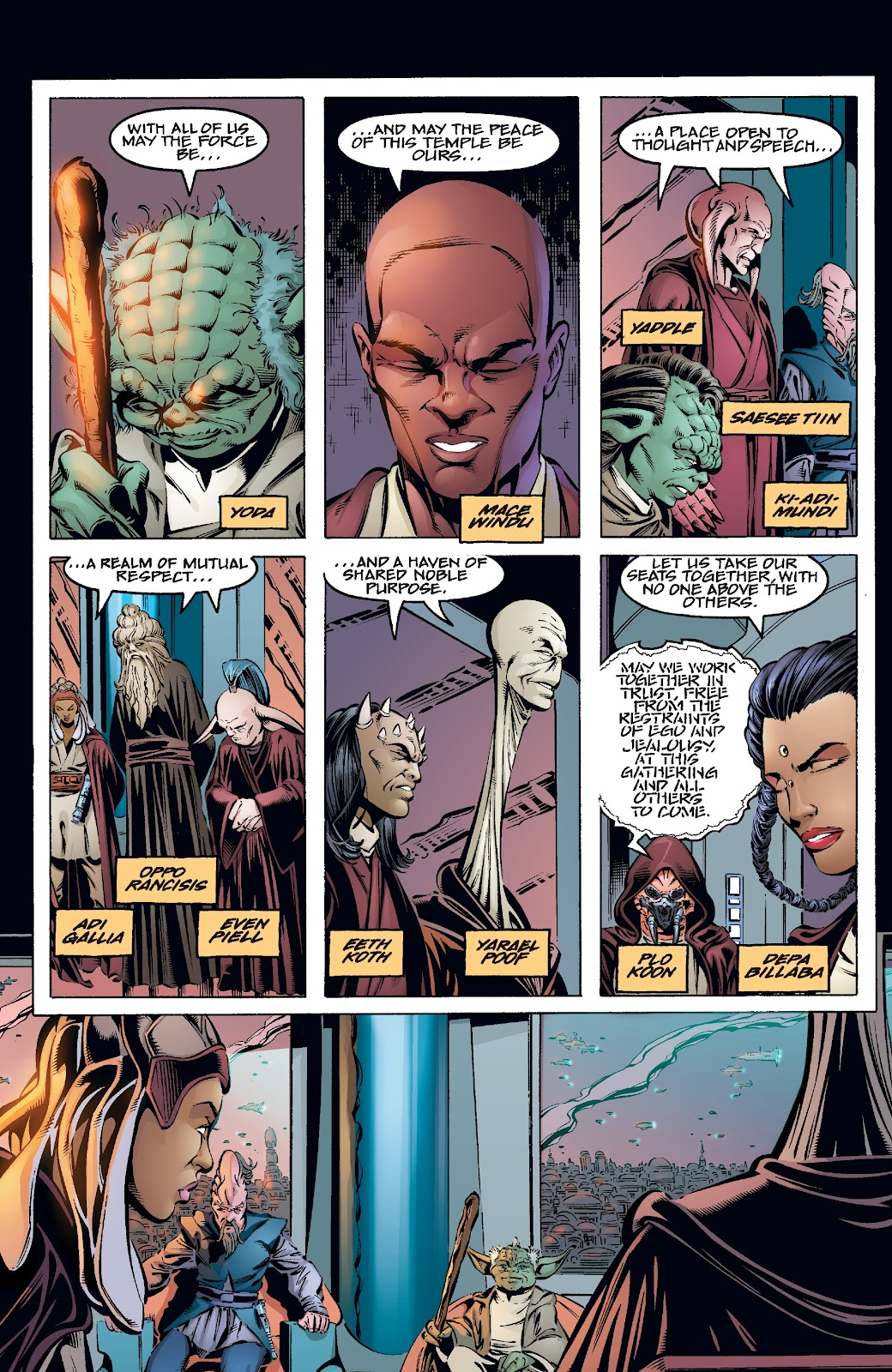 Read online Star Wars Legends Epic Collection: The Menace Revealed comic -  Issue # TPB (Part 3) - 62