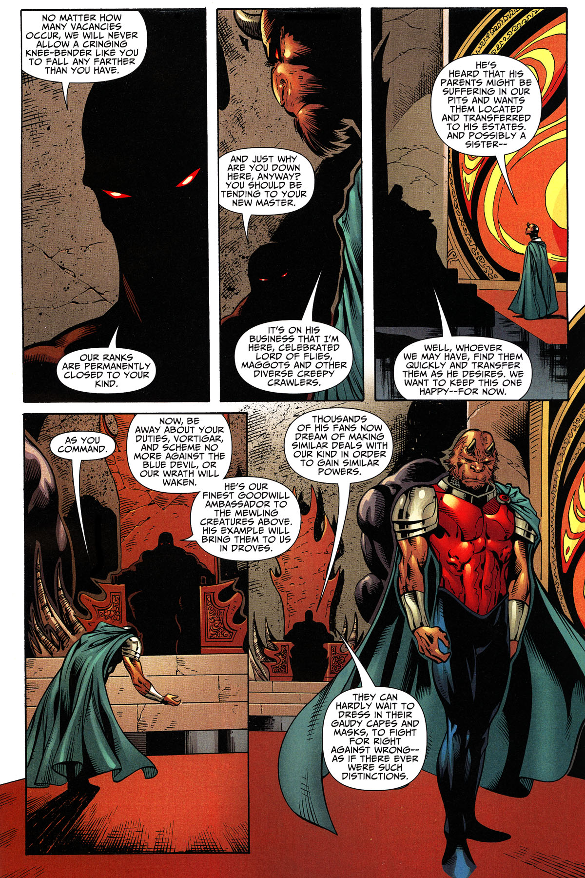Read online Shadowpact comic -  Issue #11 - 14