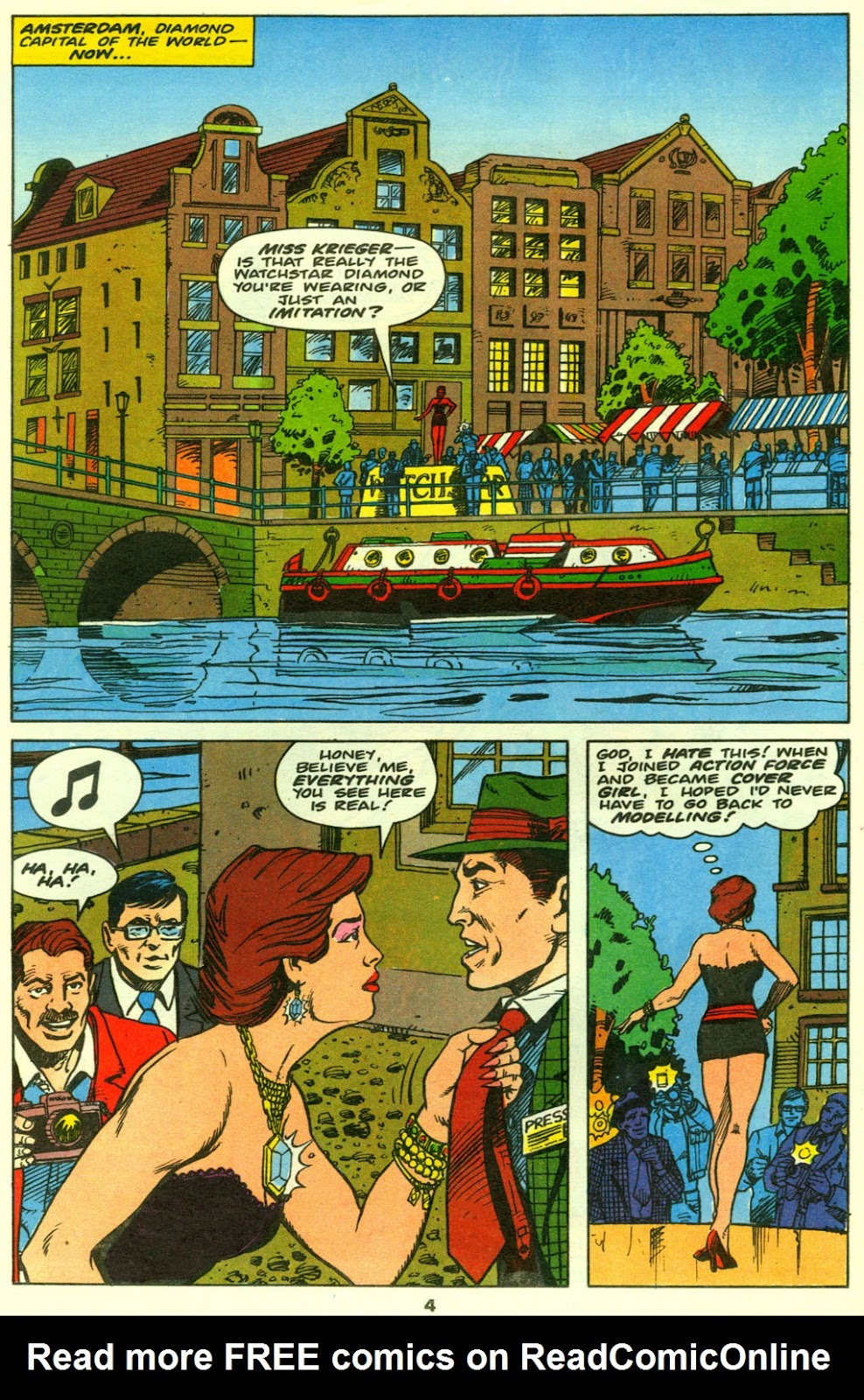 G.I. Joe European Missions issue 9 - Page 5