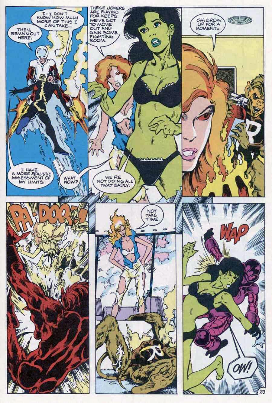 Elementals (1984) issue 1 - Page 24