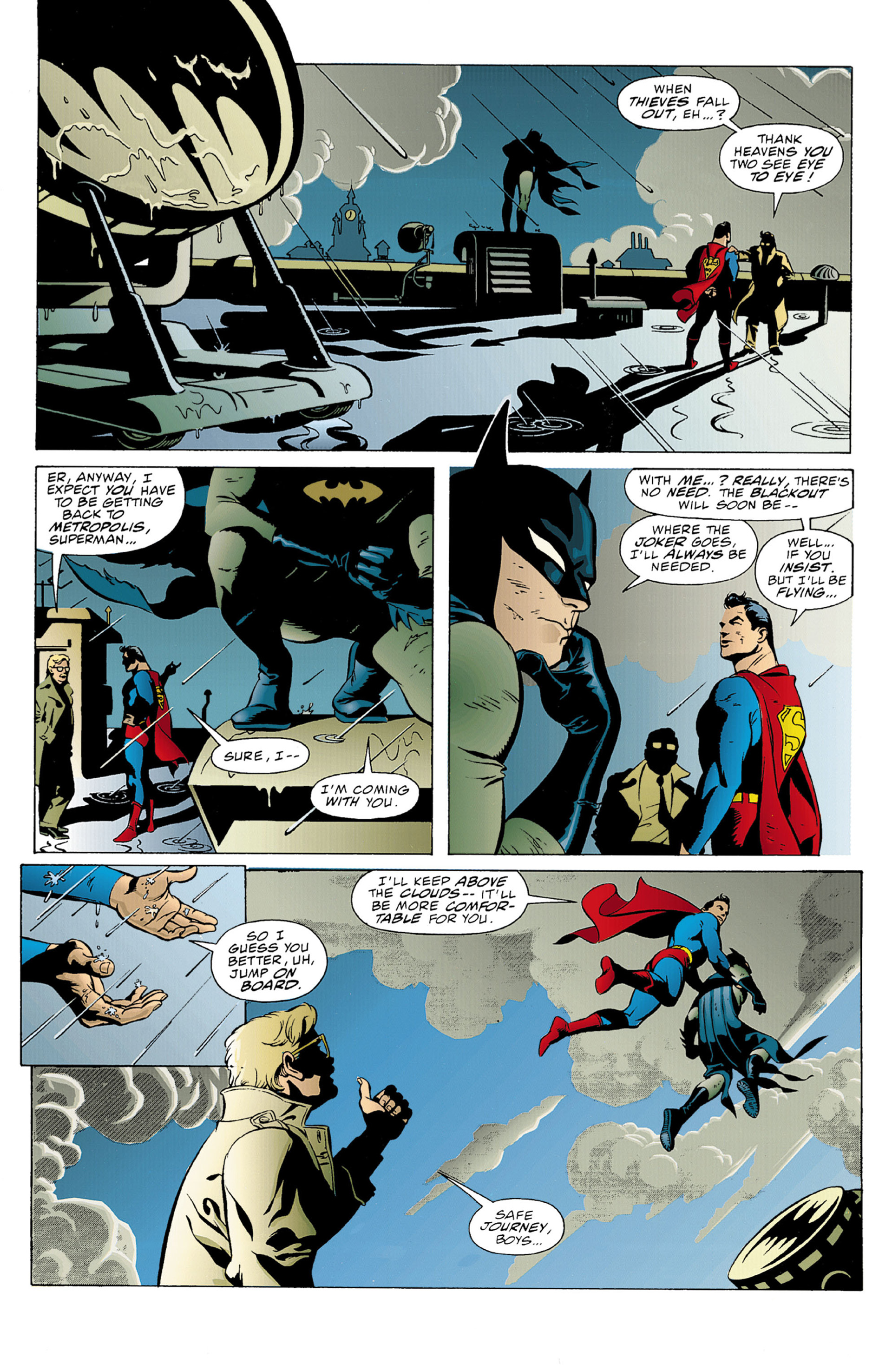Read online World's Finest (1990) comic -  Issue #3 - 22