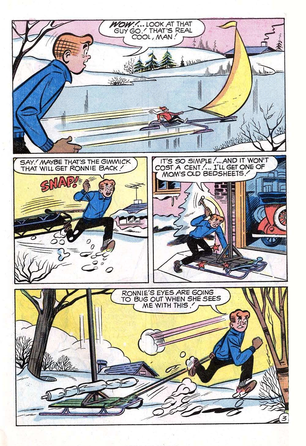 Read online Archie (1960) comic -  Issue #199 - 5