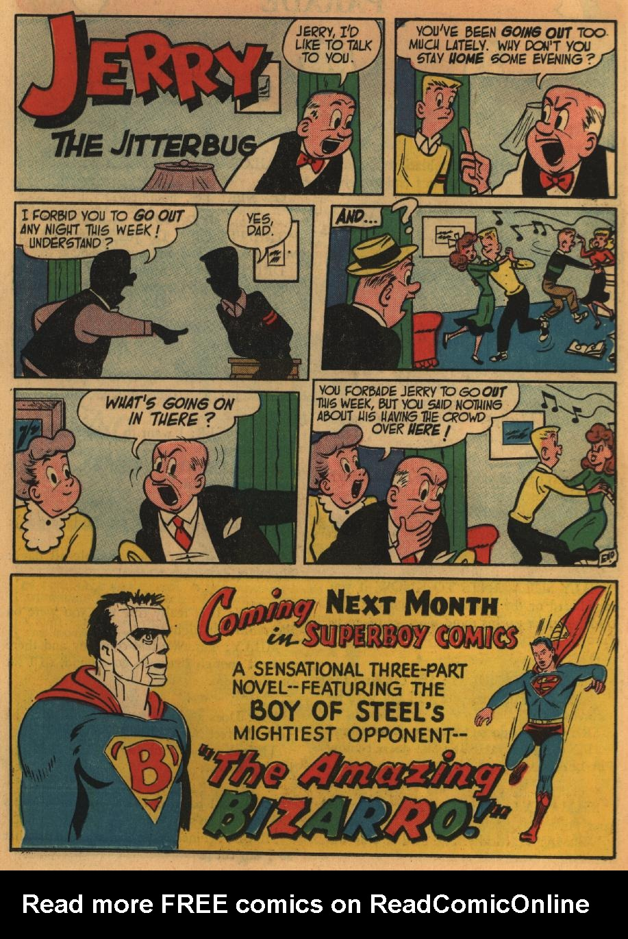 Superboy (1949) issue 67 - Page 21