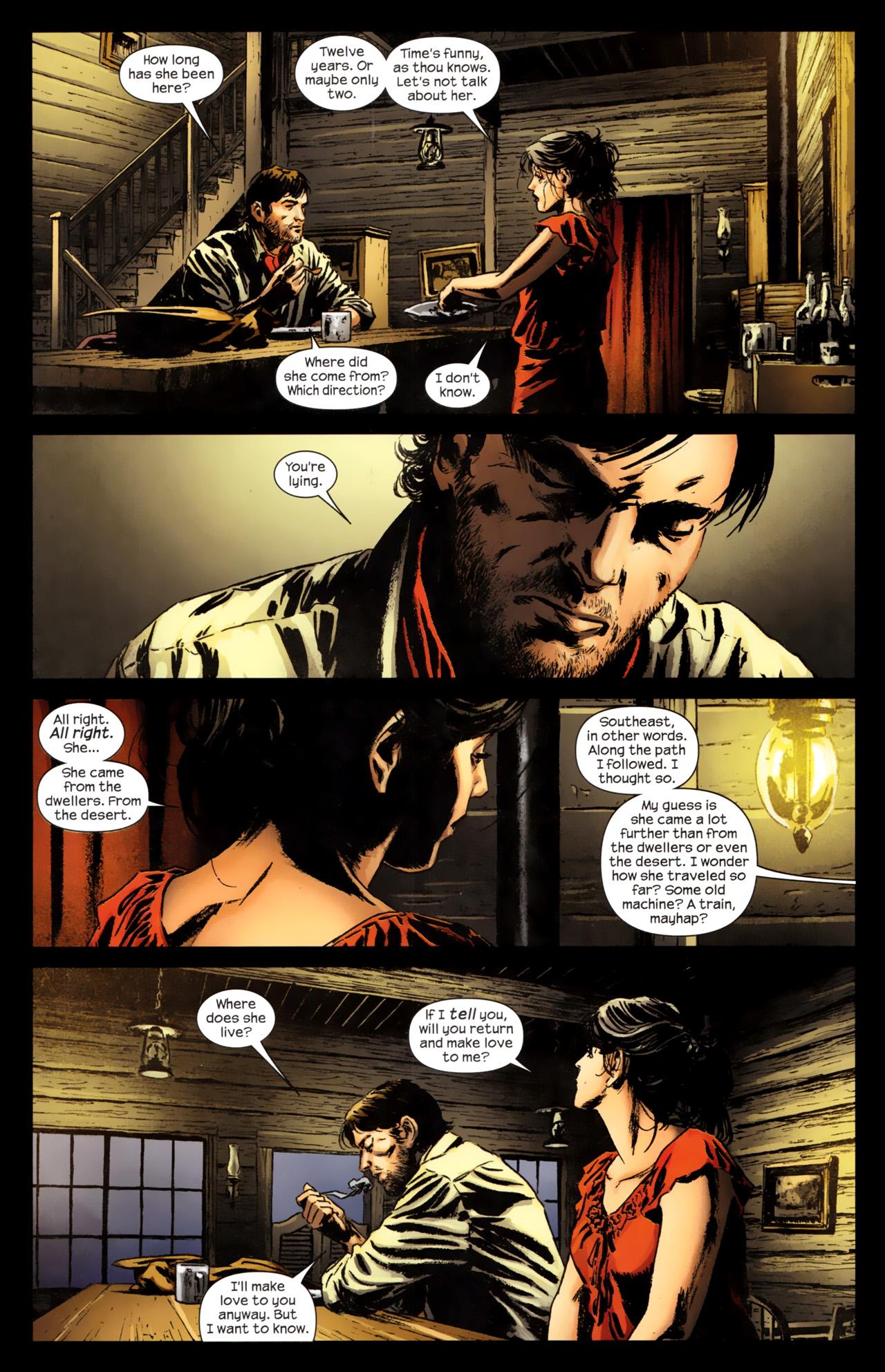Read online Dark Tower: The Gunslinger - The Battle of Tull comic -  Issue #4 - 10
