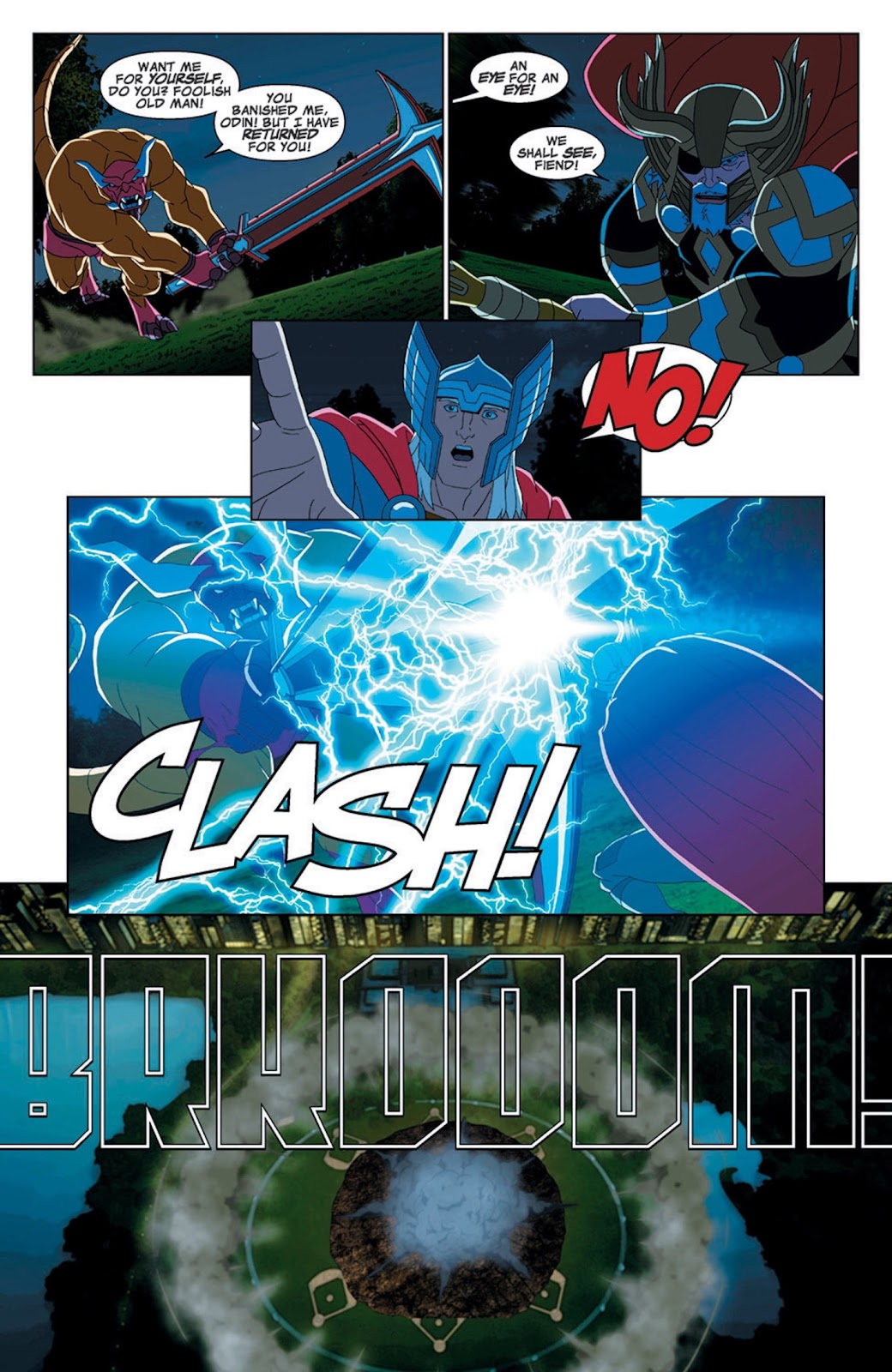 Read online Marvel Universe Avengers Assemble Season 2 comic -  Issue #7 - 20