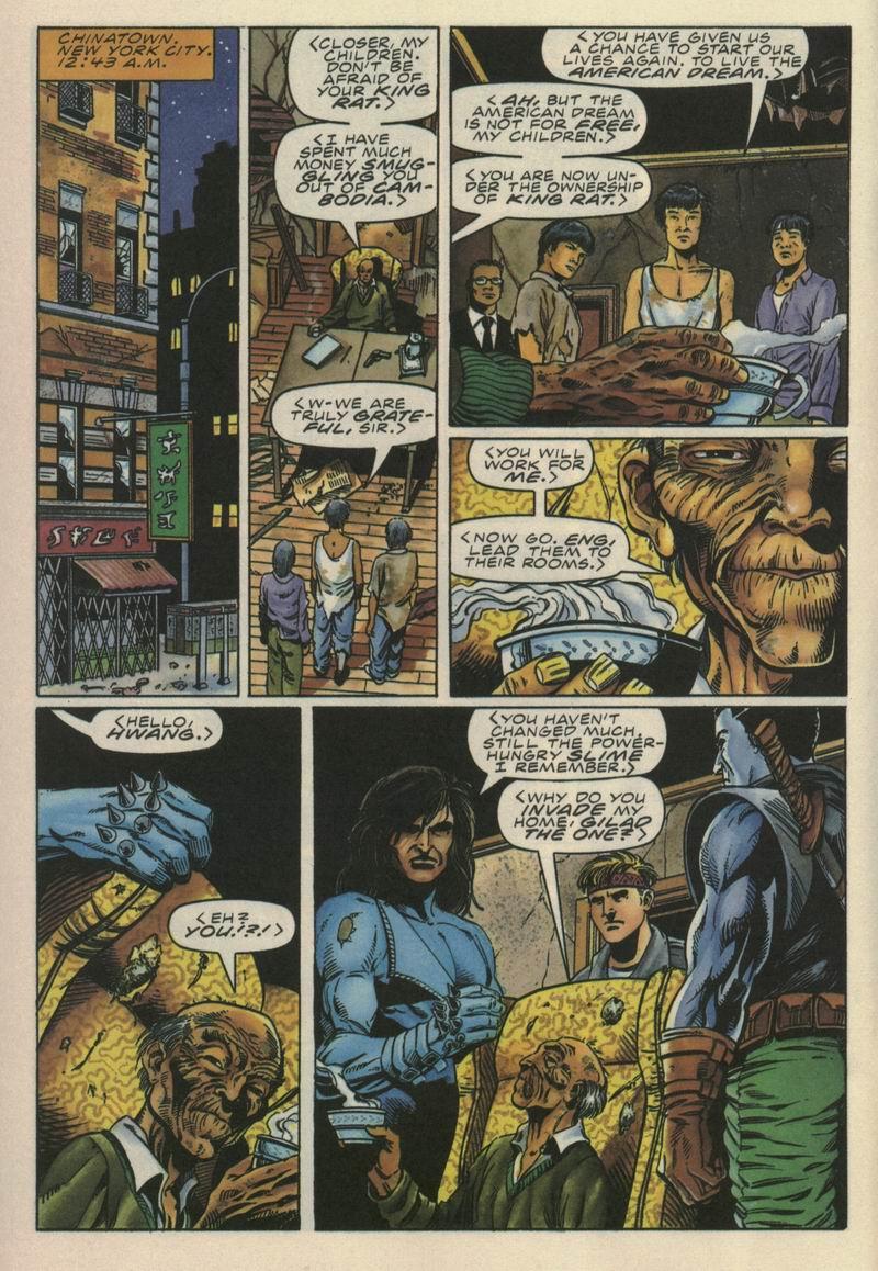 Read online Secret Weapons comic -  Issue #9 - 8