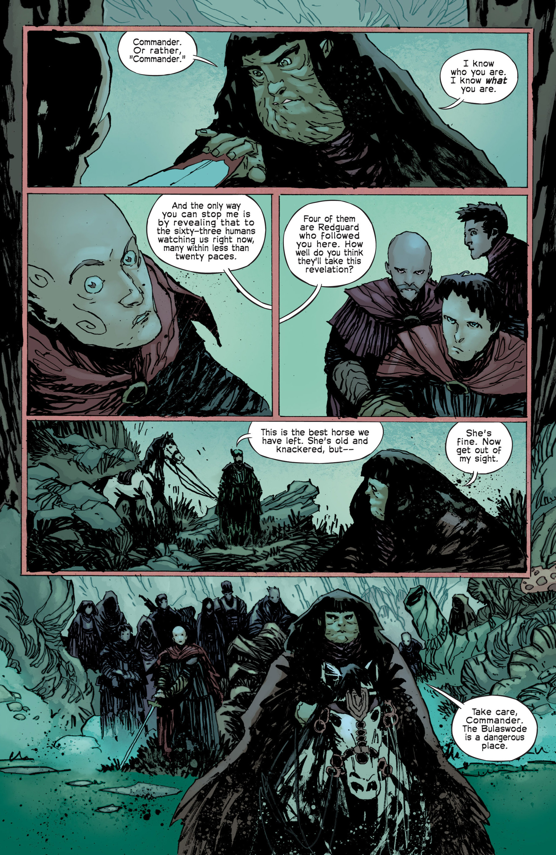 Read online Umbral comic -  Issue #12 - 23