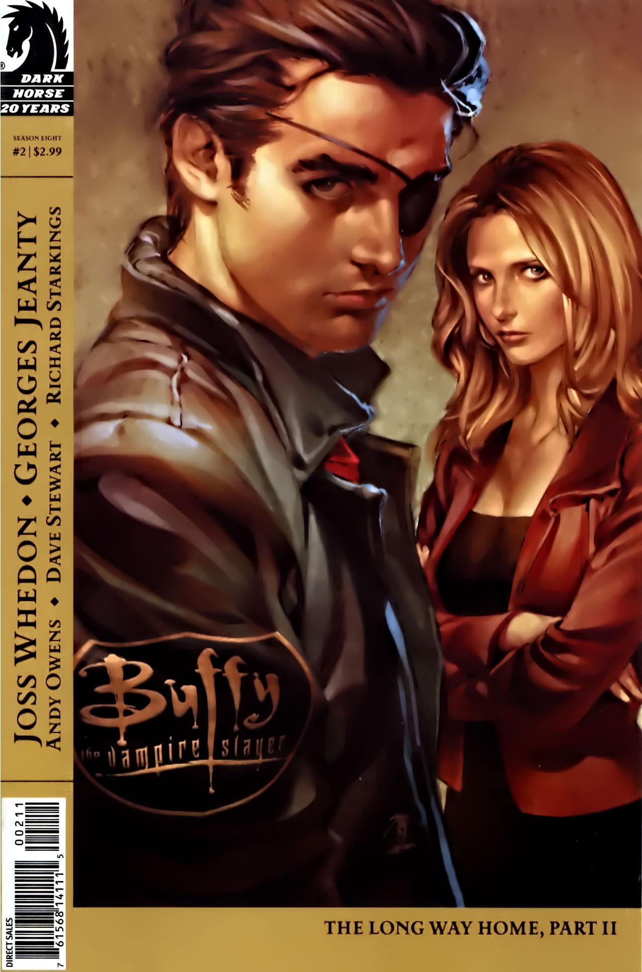 Buffy the Vampire Slayer Season Eight 2 Page 1