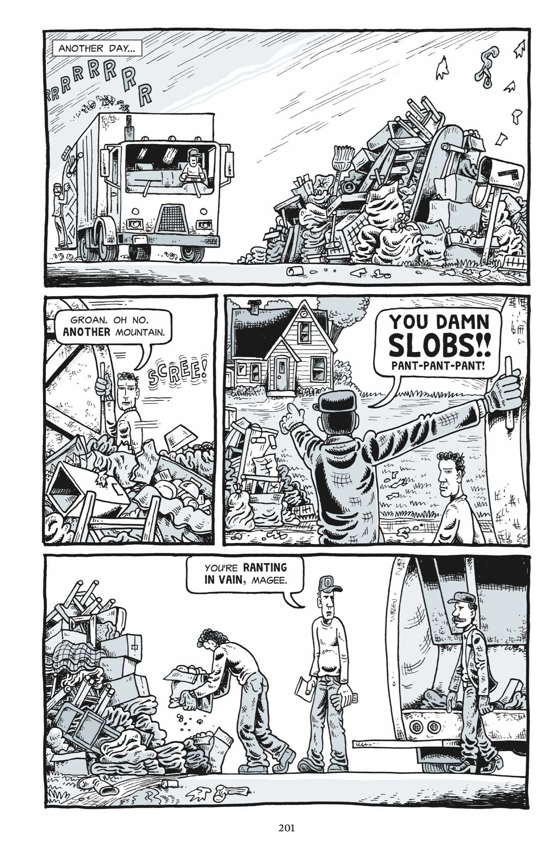 Read online Trashed comic -  Issue # Full - 193