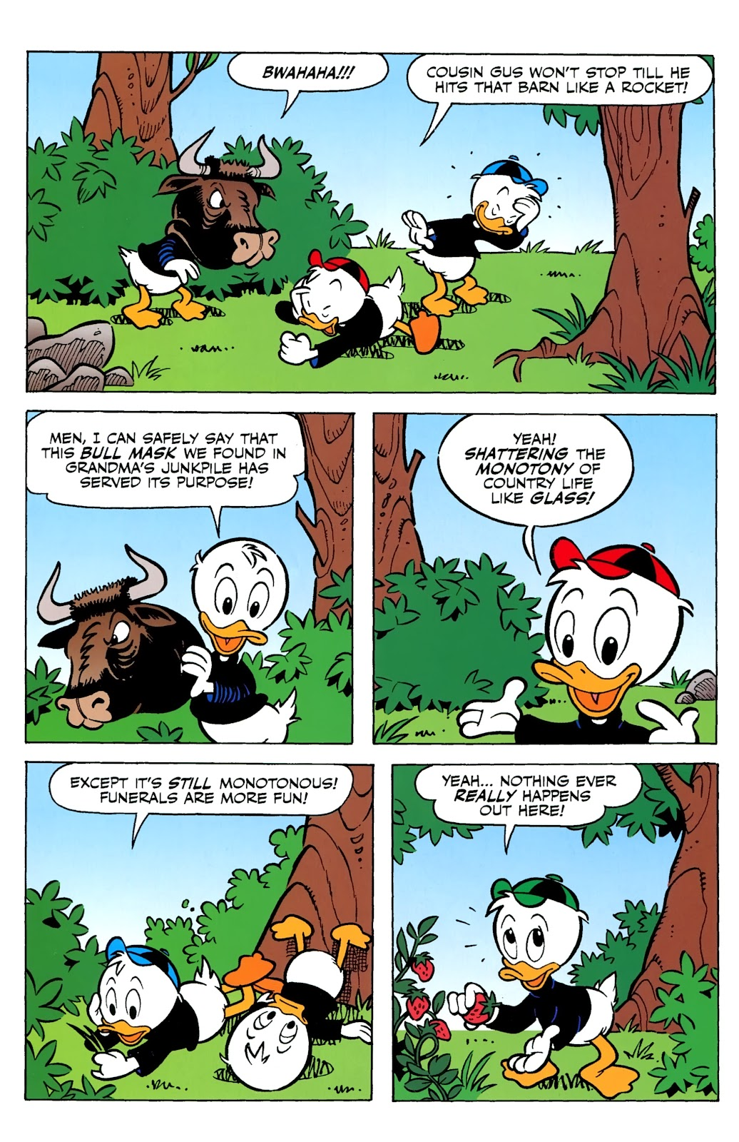 Walt Disney's Comics and Stories issue 730 - Page 16