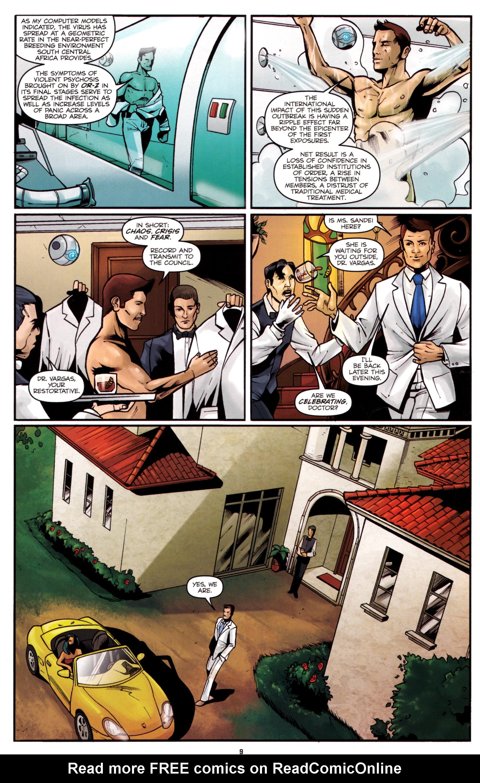 Read online G.I. Joe: Snake Eyes comic -  Issue #5 - 12