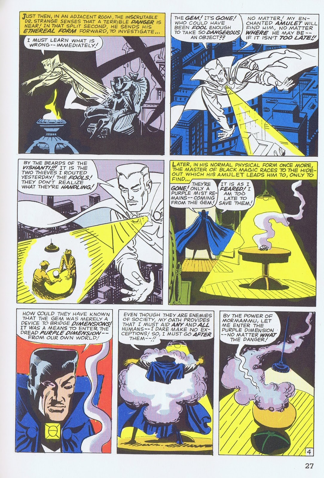 Doctor Strange: Master of the Mystic Arts issue TPB - Page 25