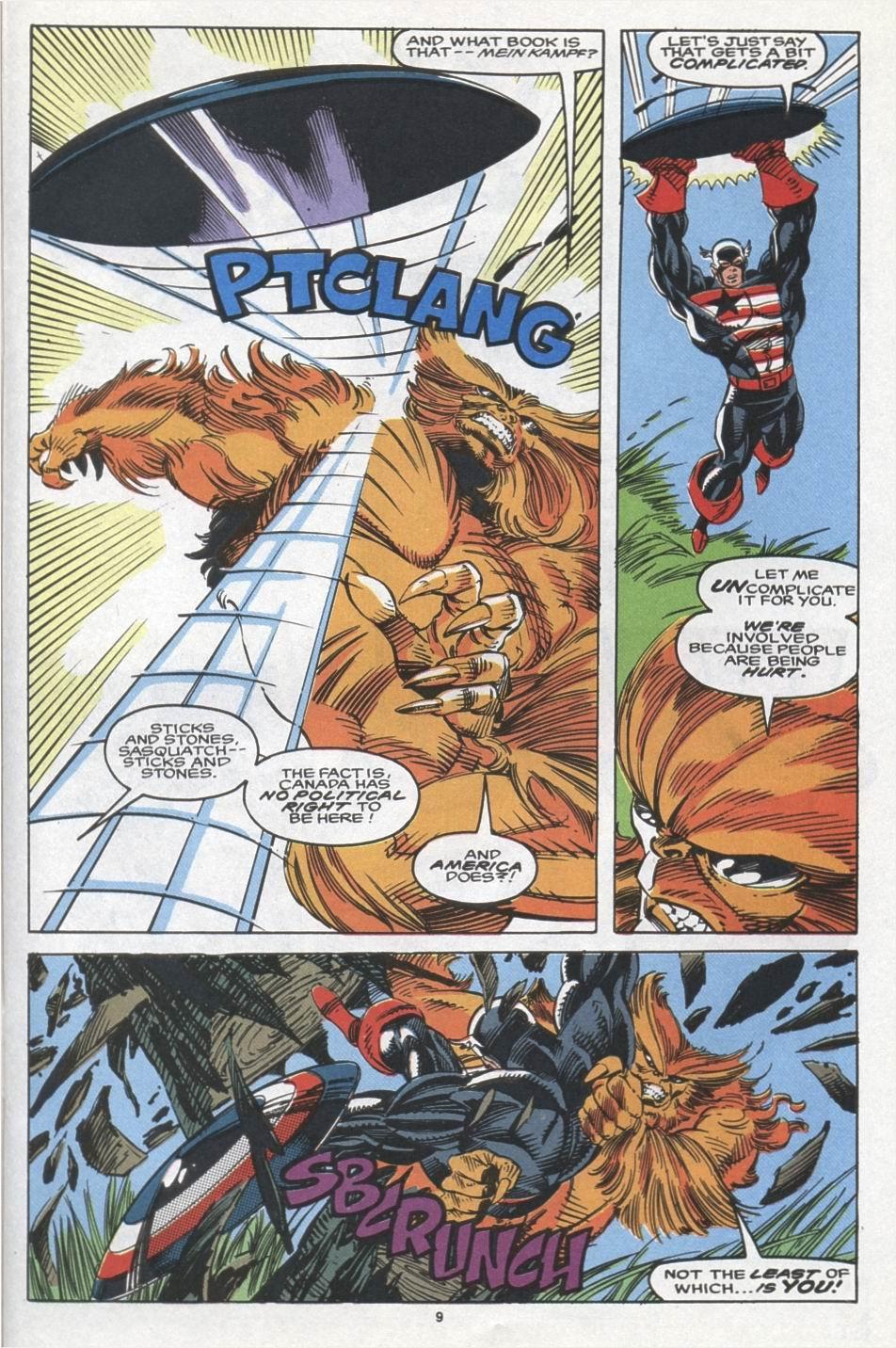Read online Alpha Flight (1983) comic -  Issue #103 - 8