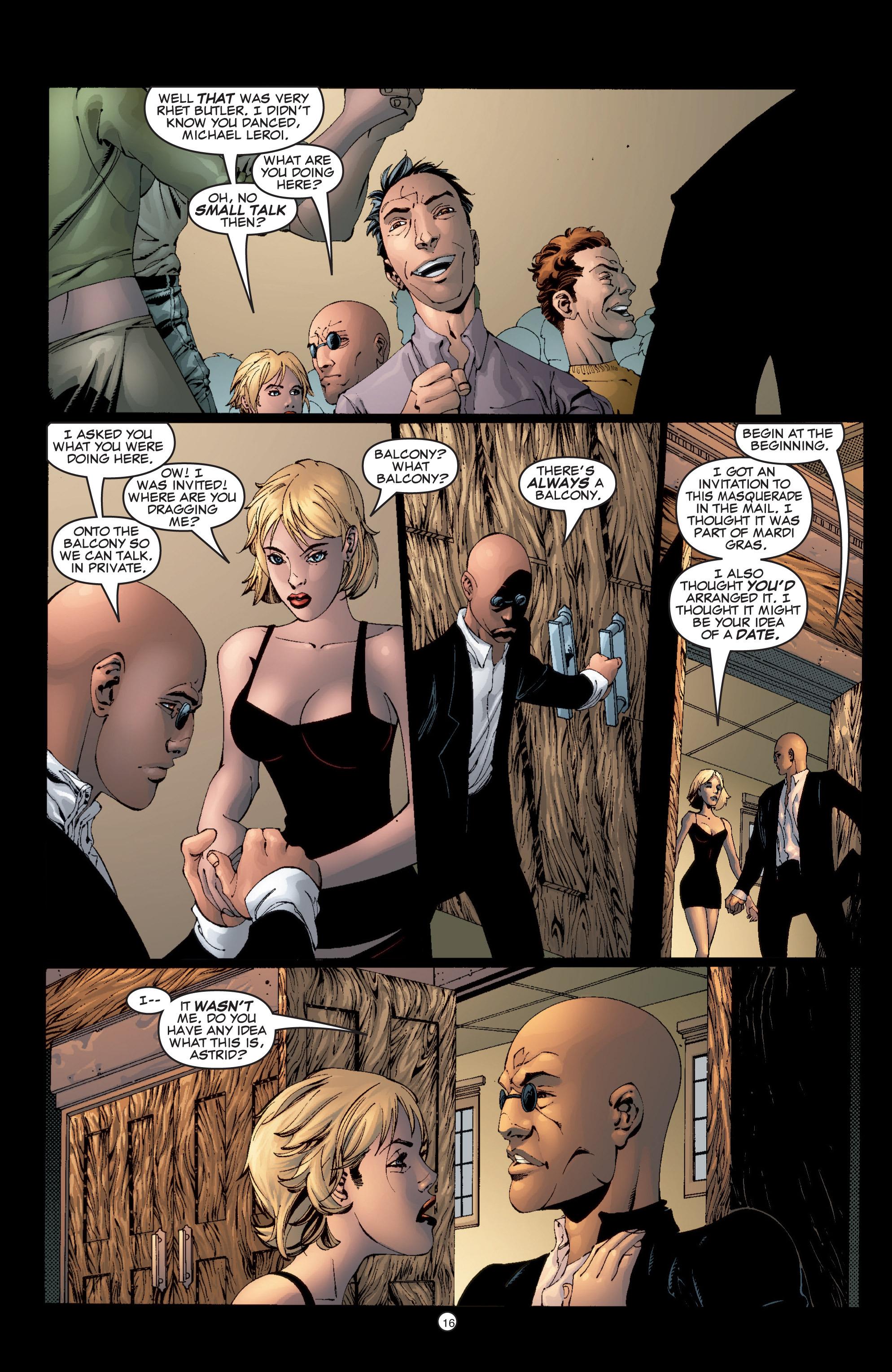 Read online Shadowman (1999) comic -  Issue #6 - 17