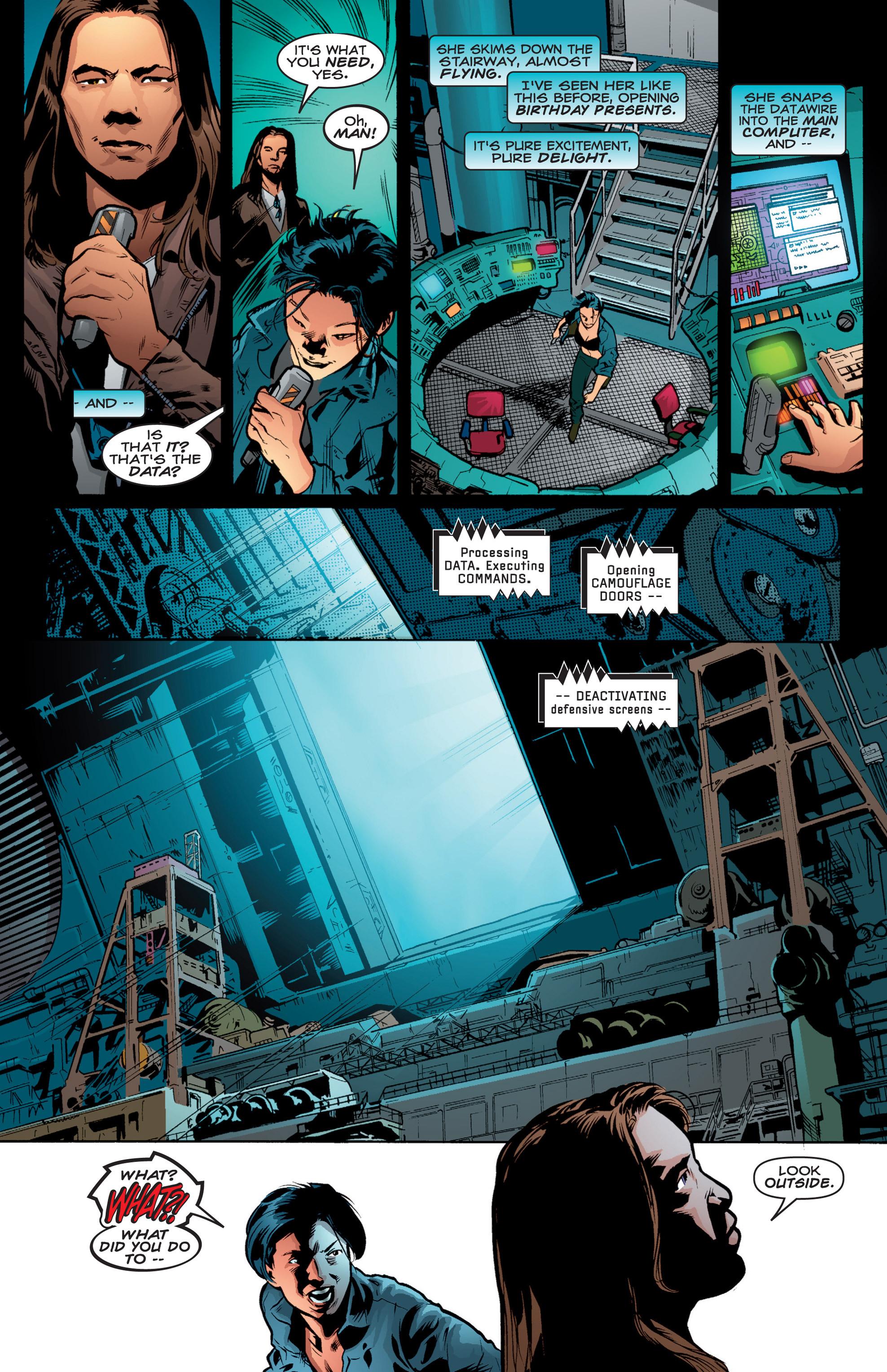 Read online Shockrockets comic -  Issue # TPB - 67