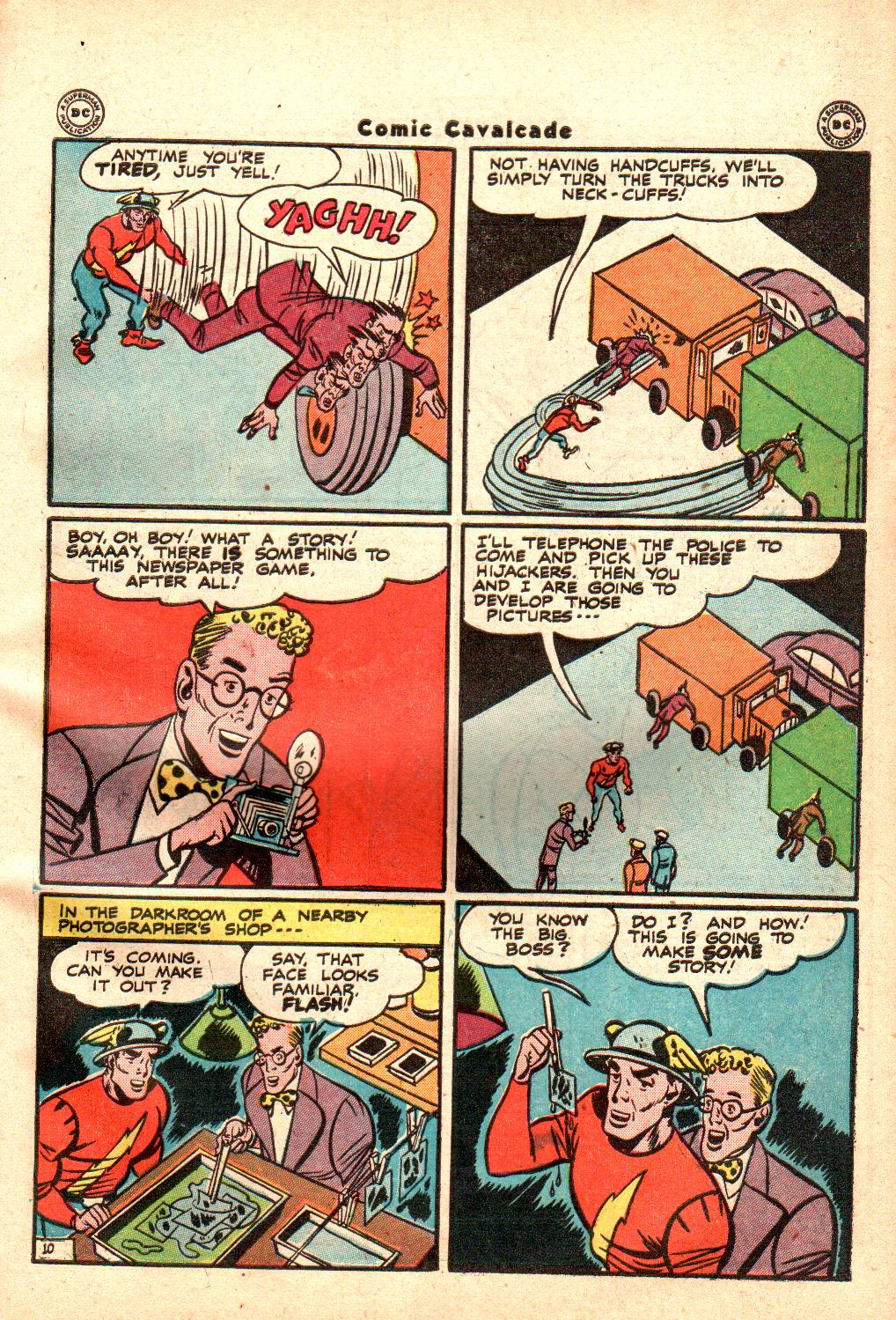 Comic Cavalcade issue 21 - Page 39